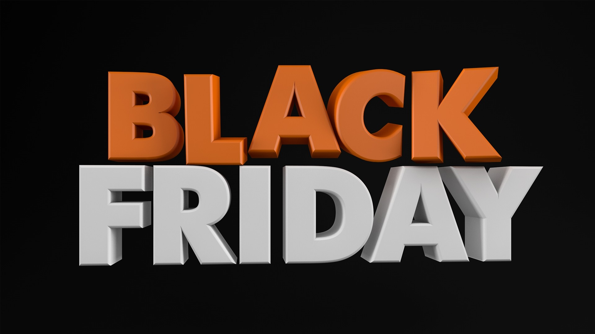Black Friday Full HD Wallpaper