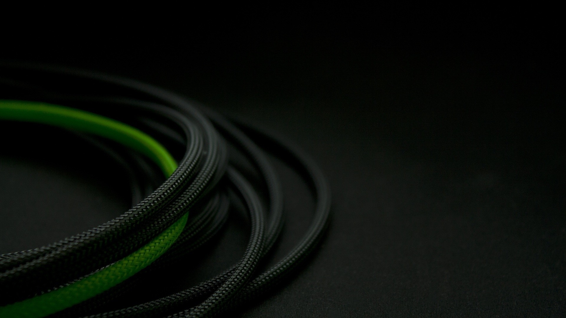 Black And Green Wallpaper and Background