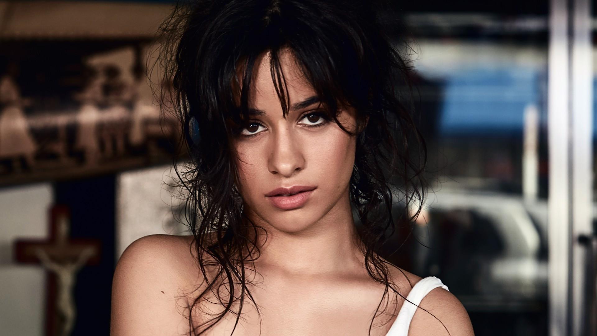 Camila Cabello HD Wallpaper