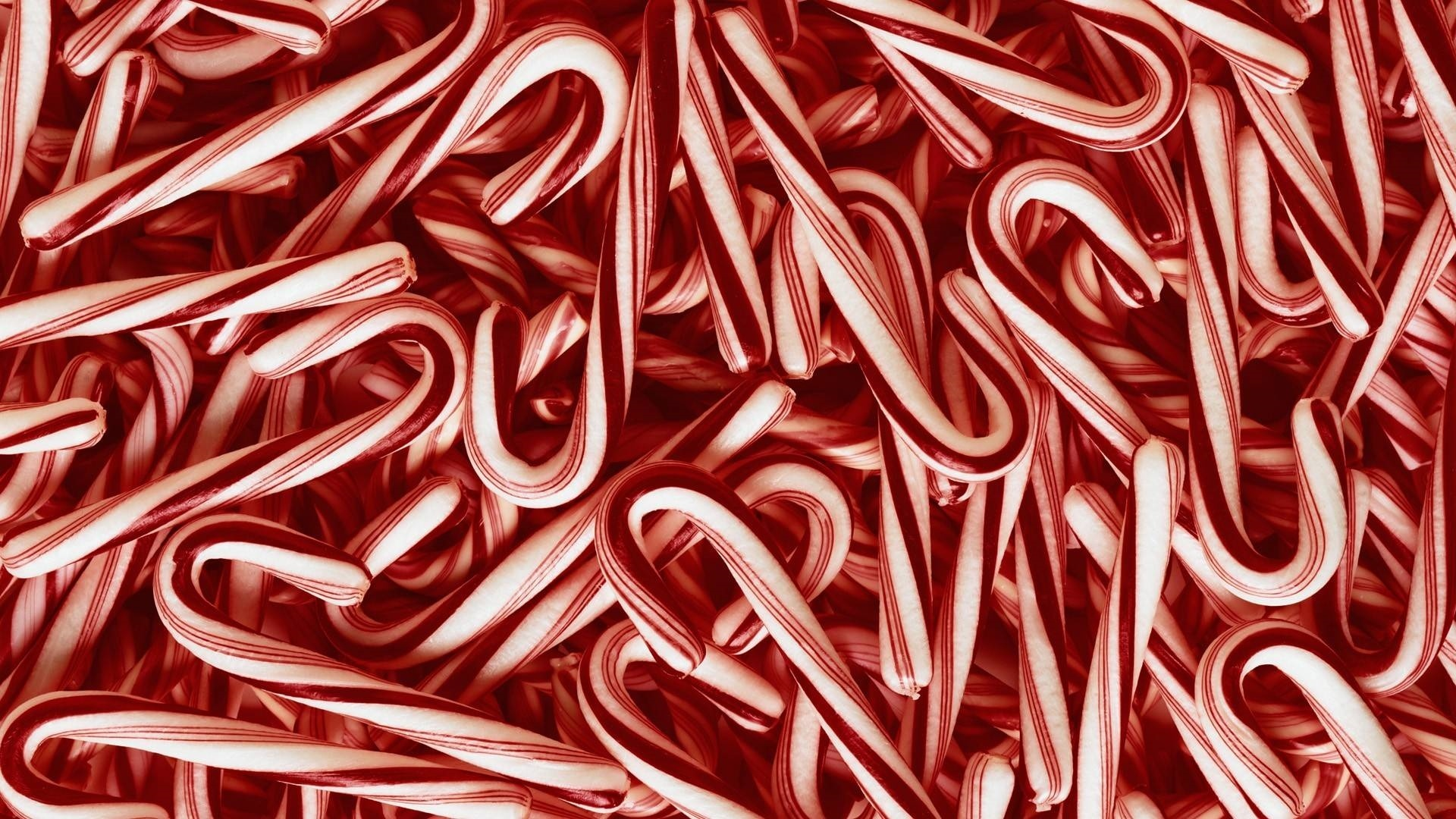 Candy Cane Desktop wallpaper