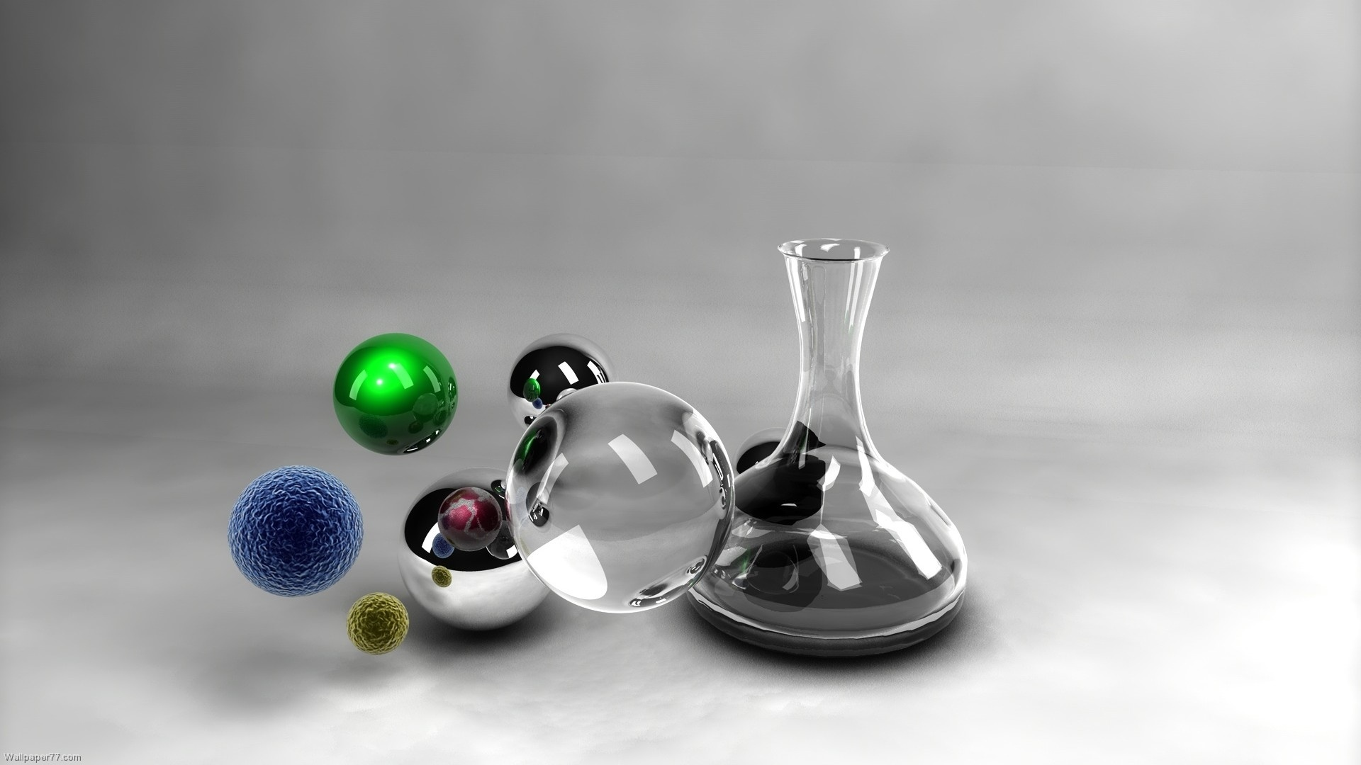 Chemistry hd desktop wallpaper