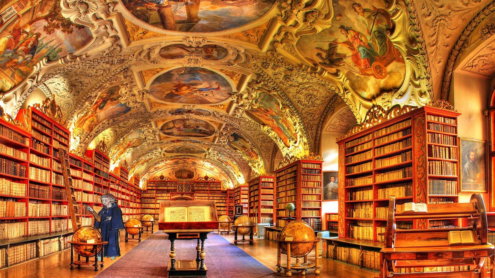 Library HD Download