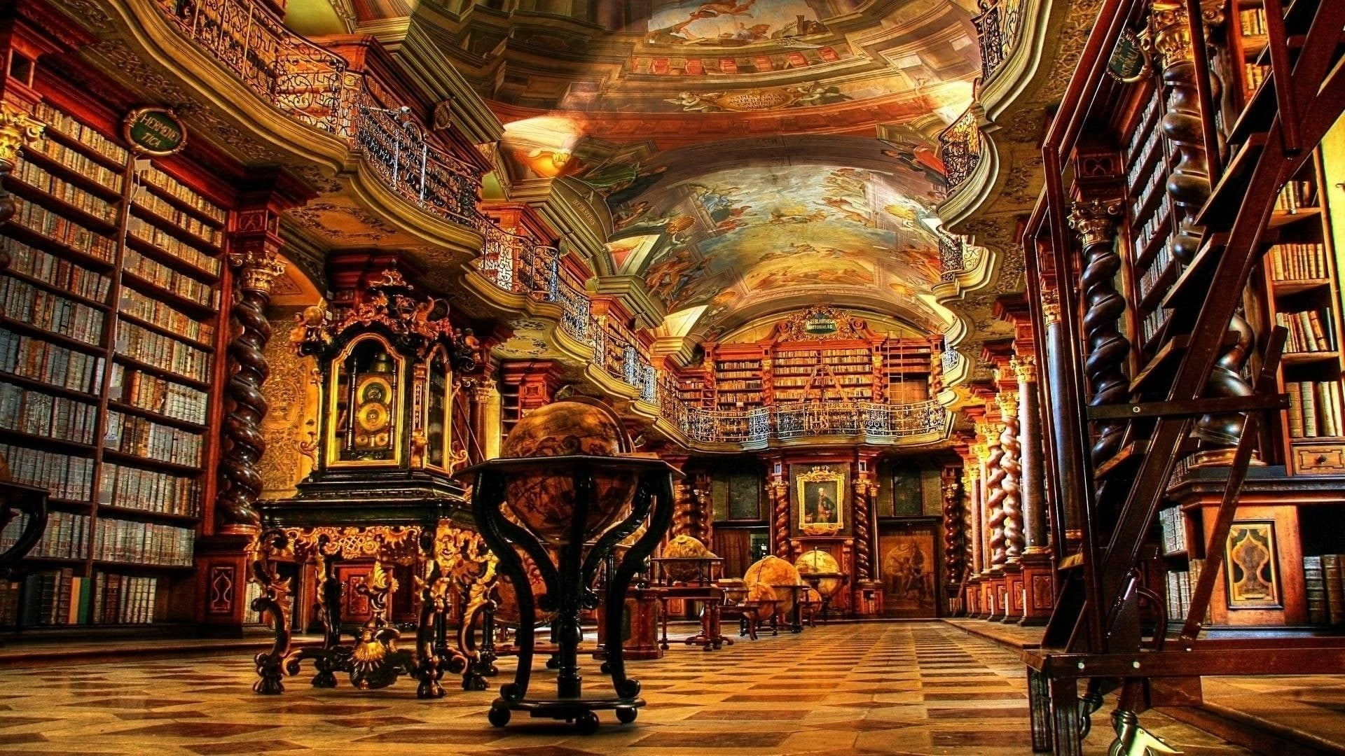 Library Wallpaper Picture hd