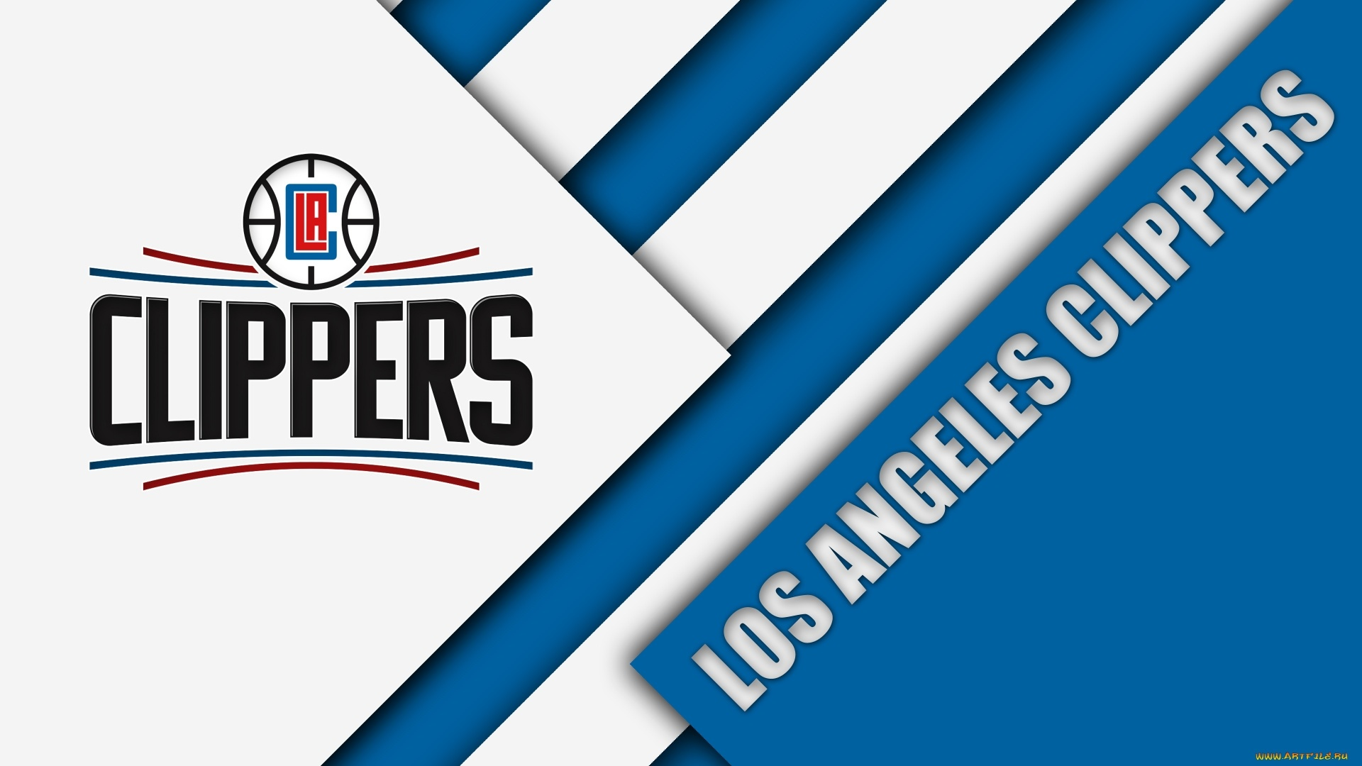 Los Angeles Clippers Free Wallpaper and Background