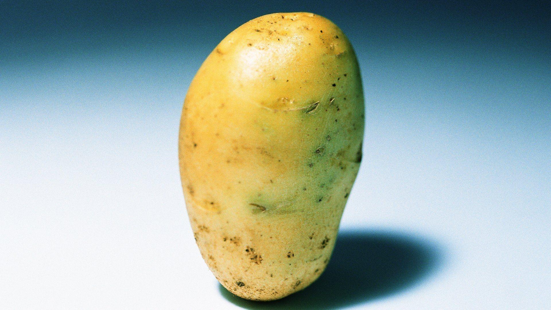 Potatoes PC Wallpaper