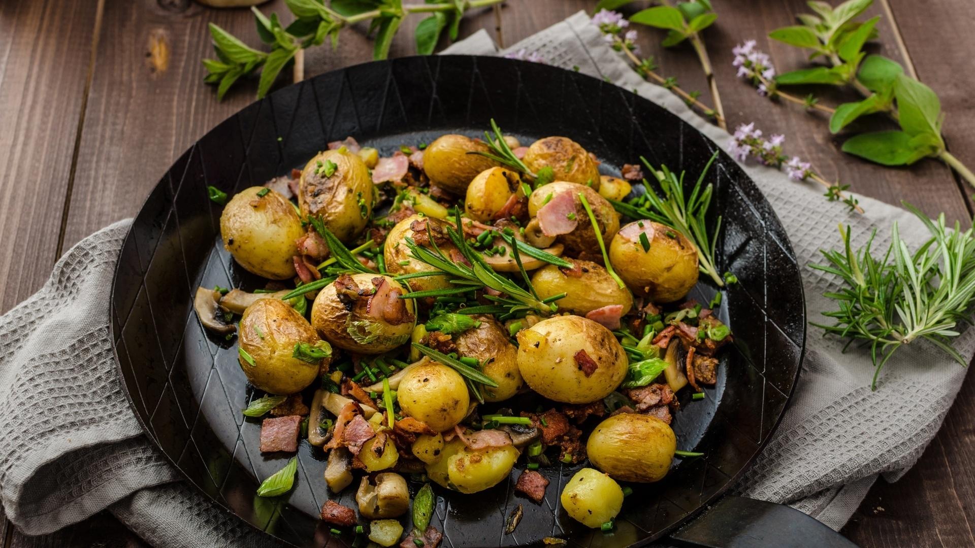 Potatoes hd wallpaper download