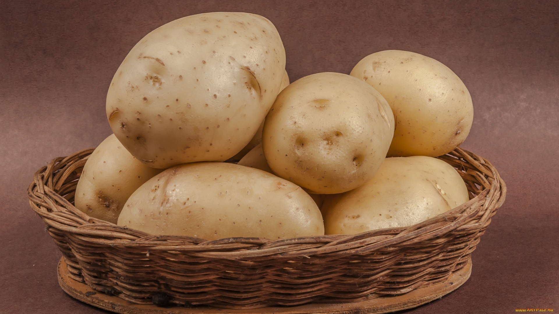 Potatoes Wallpaper image hd