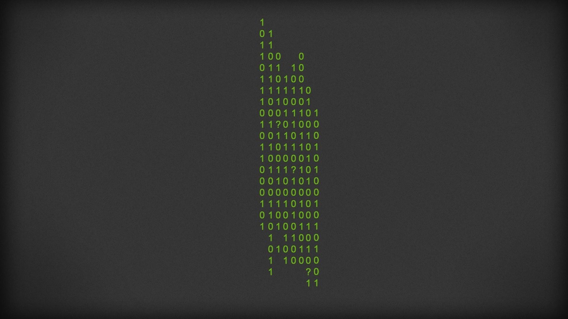 Programming Minimalist Wallpaper for pc