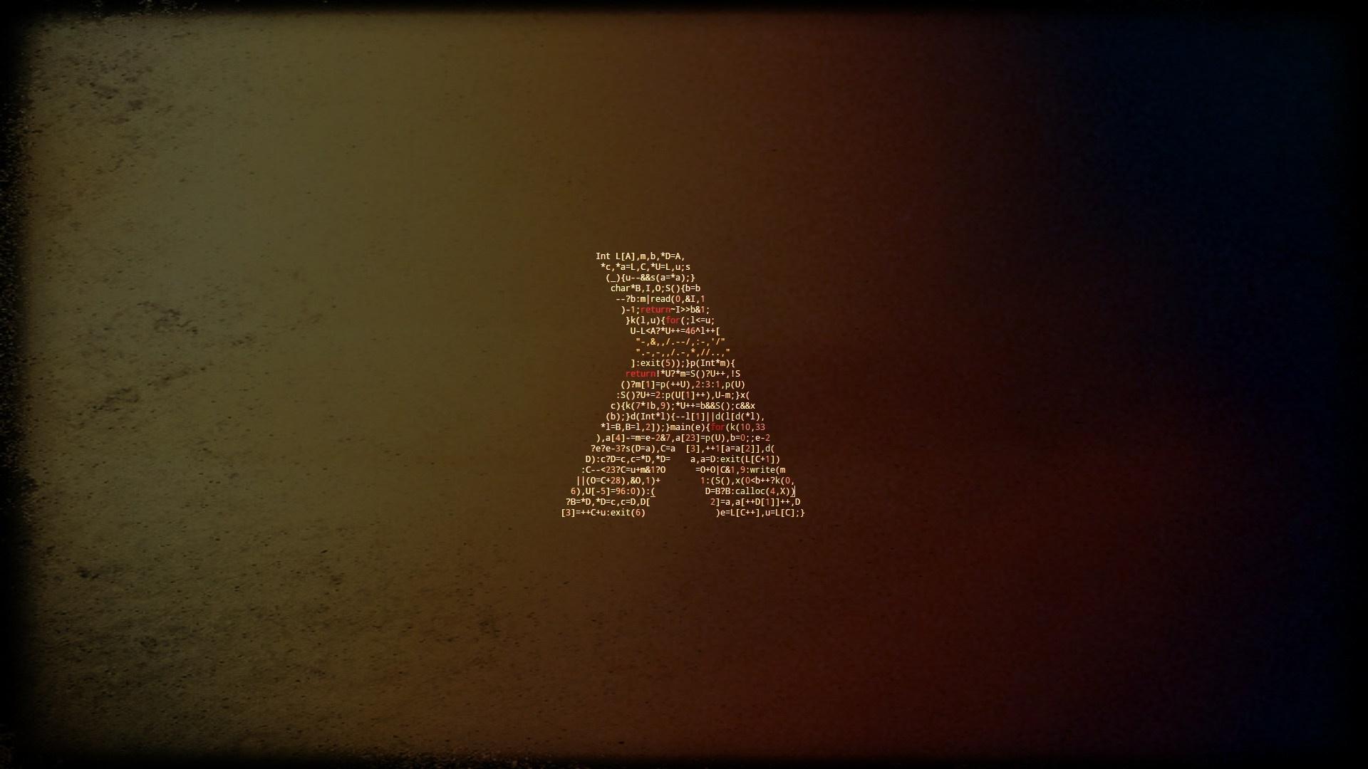 Programming Minimalist hd desktop wallpaper