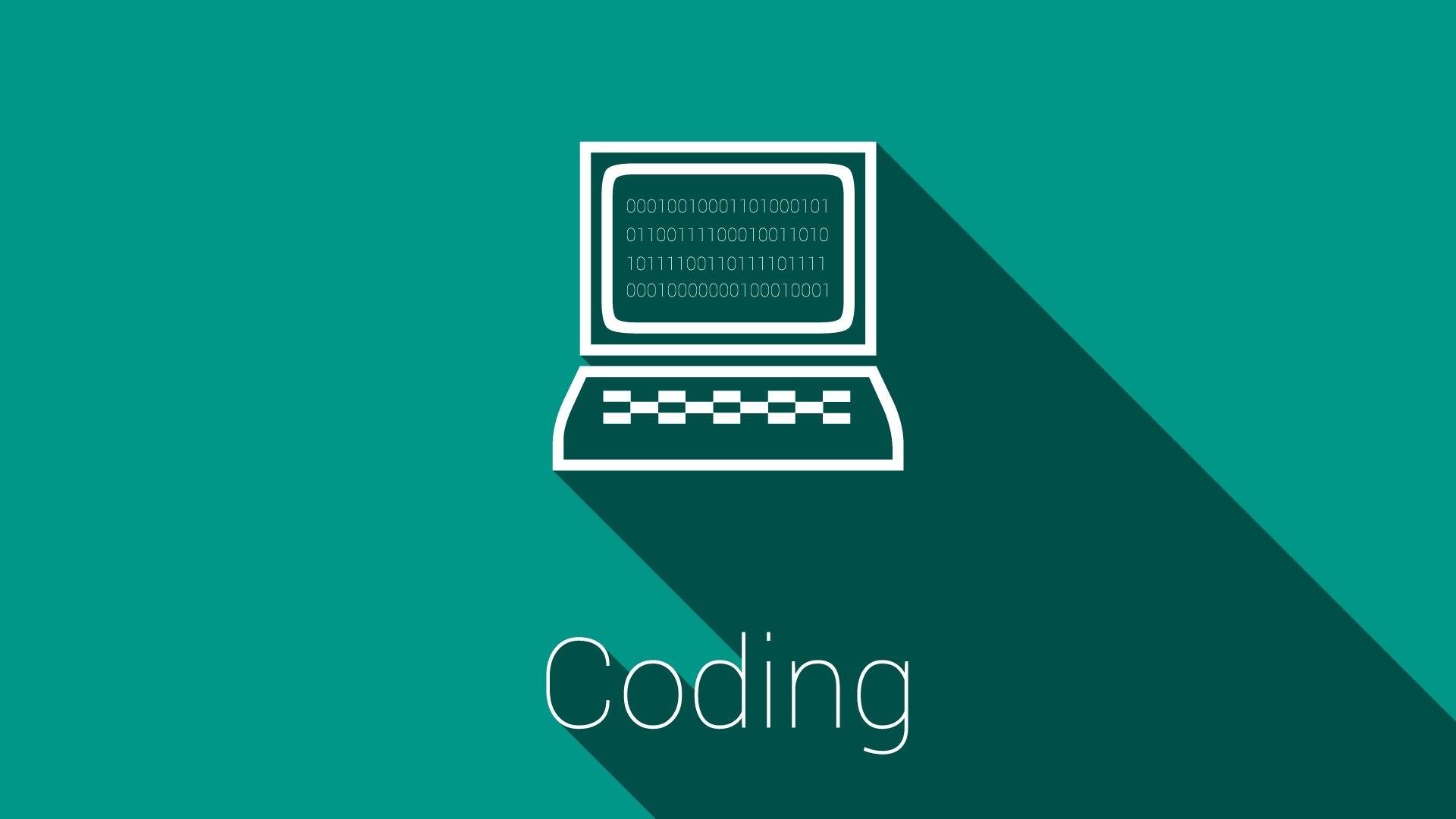 Programming Minimalist Download Wallpaper