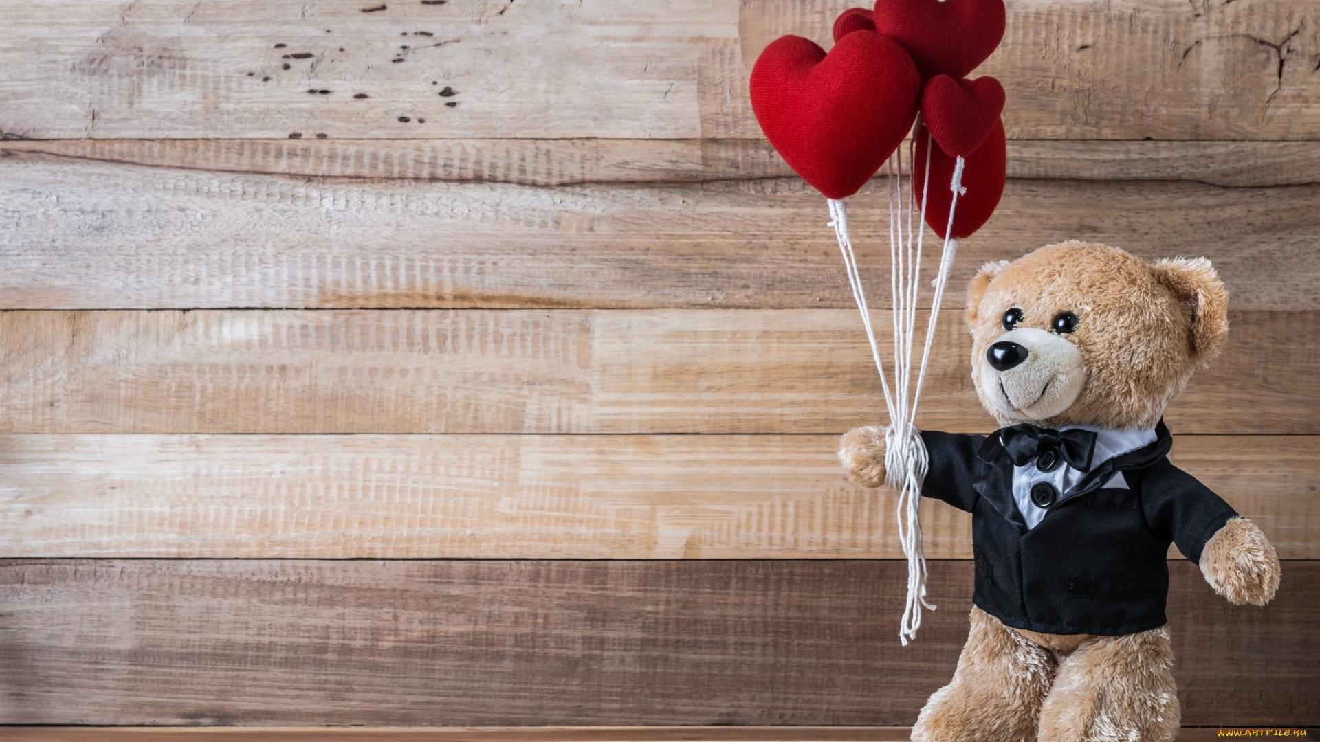 Teddy Bear hd desktop wallpaper