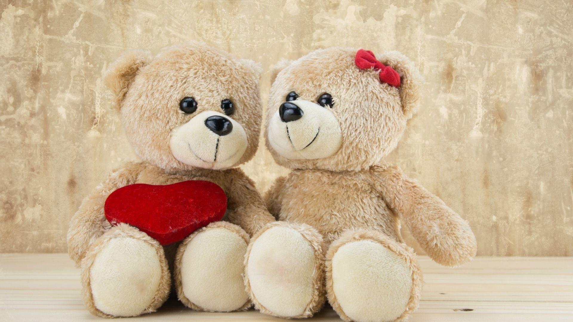 Teddy Bear Background Wallpaper