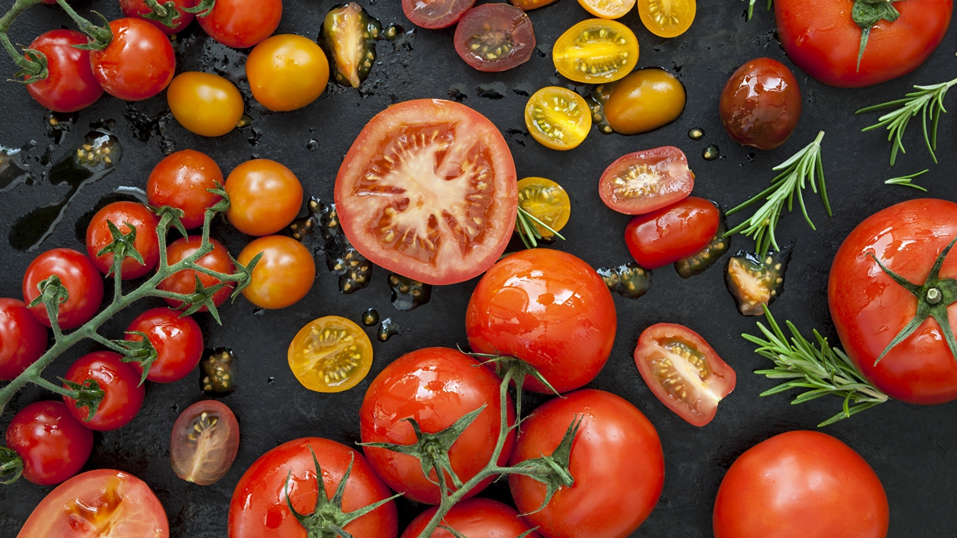 Tomatoes Download Wallpaper