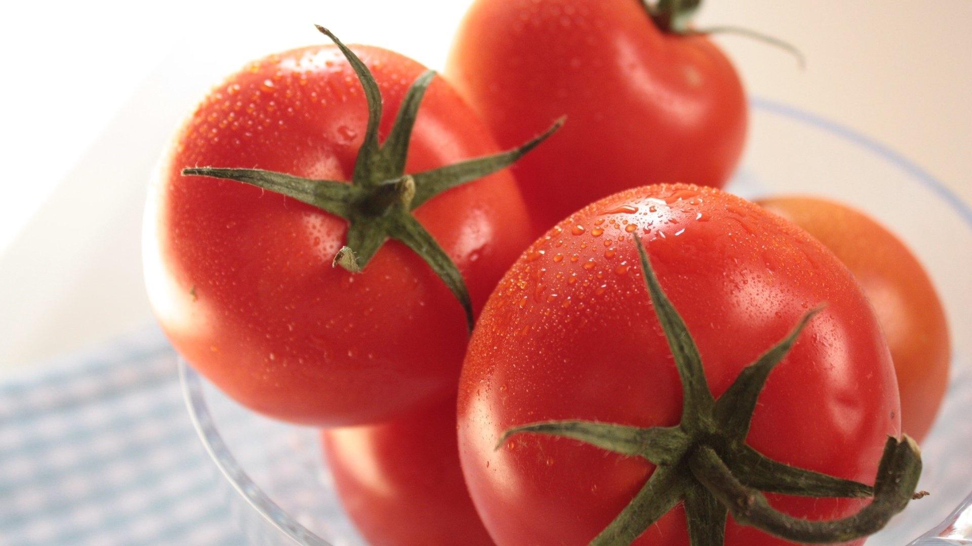 Tomatoes Wallpaper theme