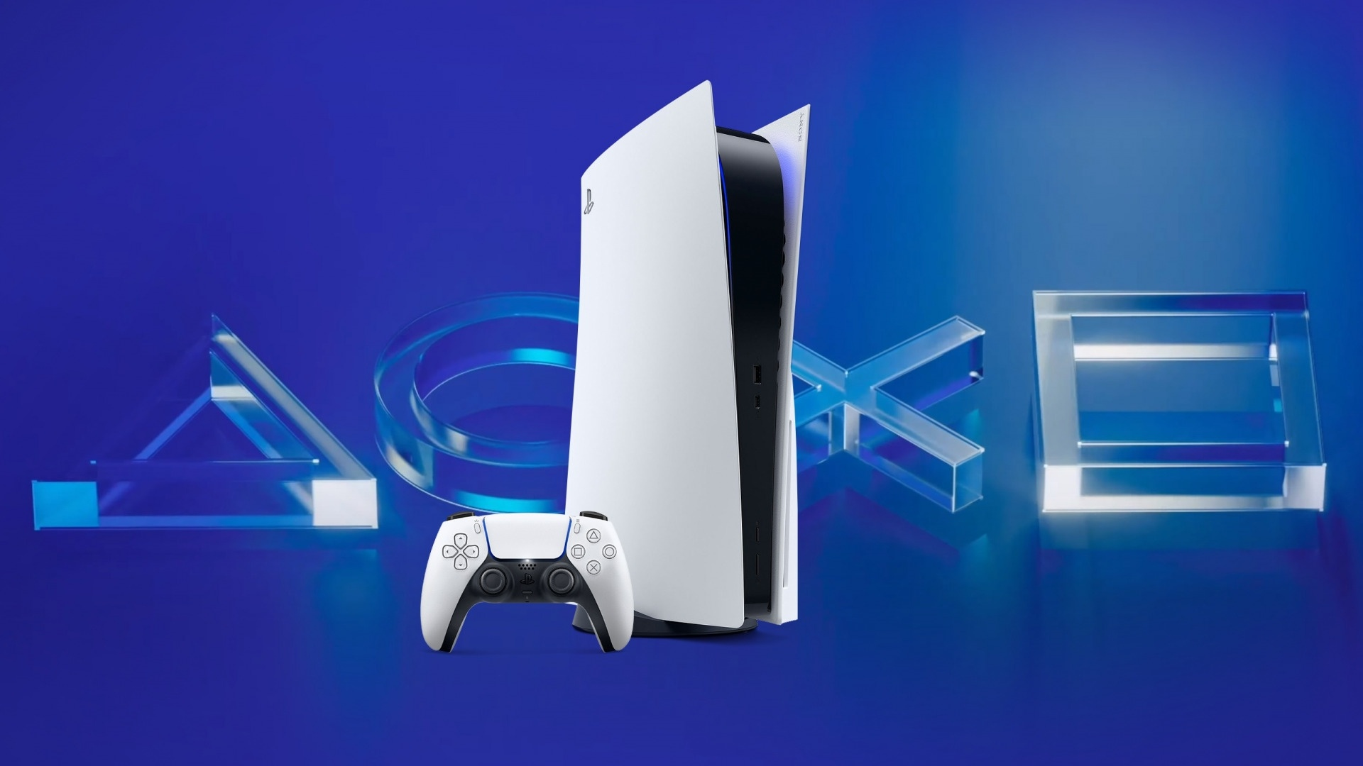 Playstation 5 Wallpaper and Background