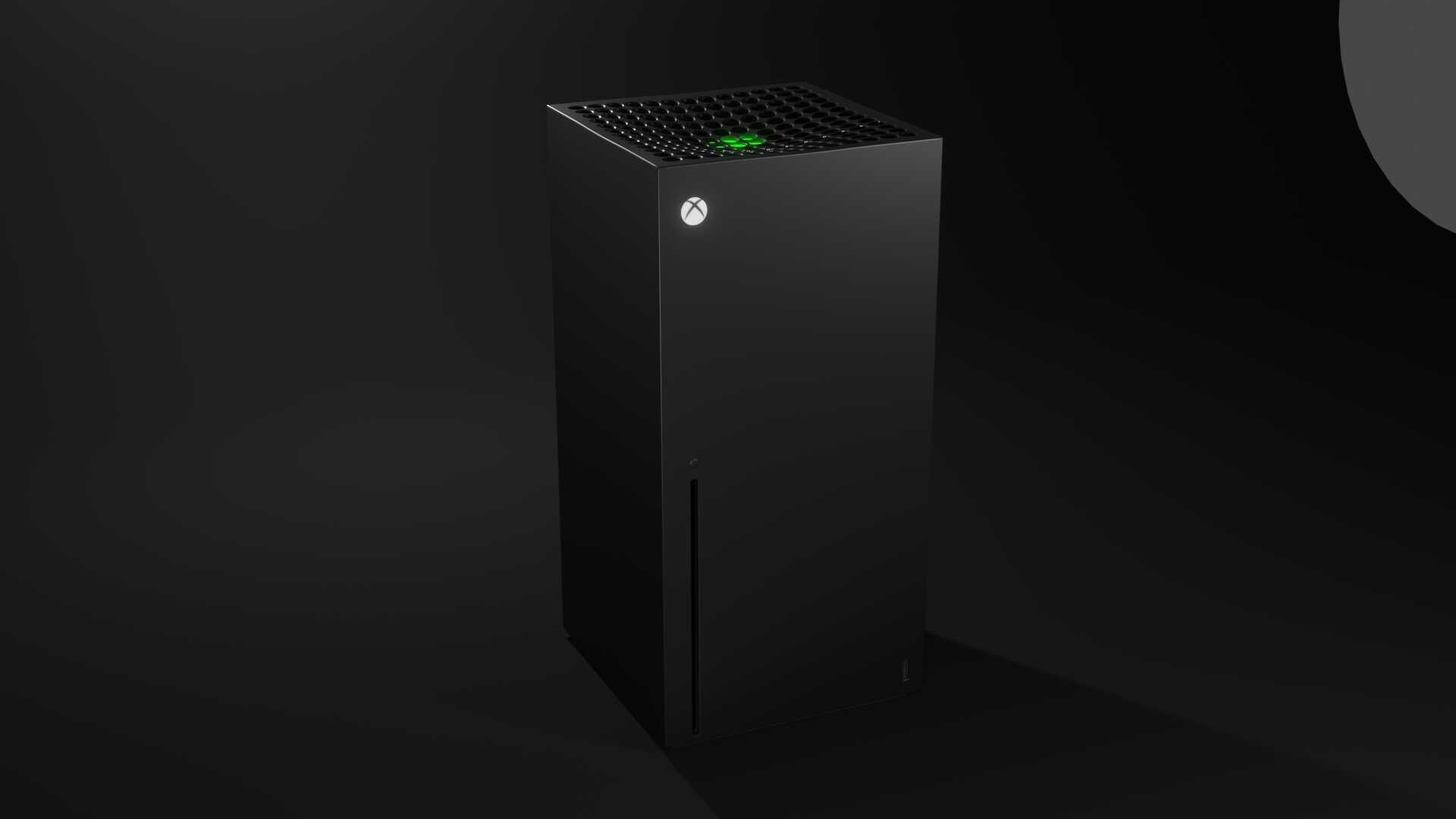 Xbox Series wallpaper