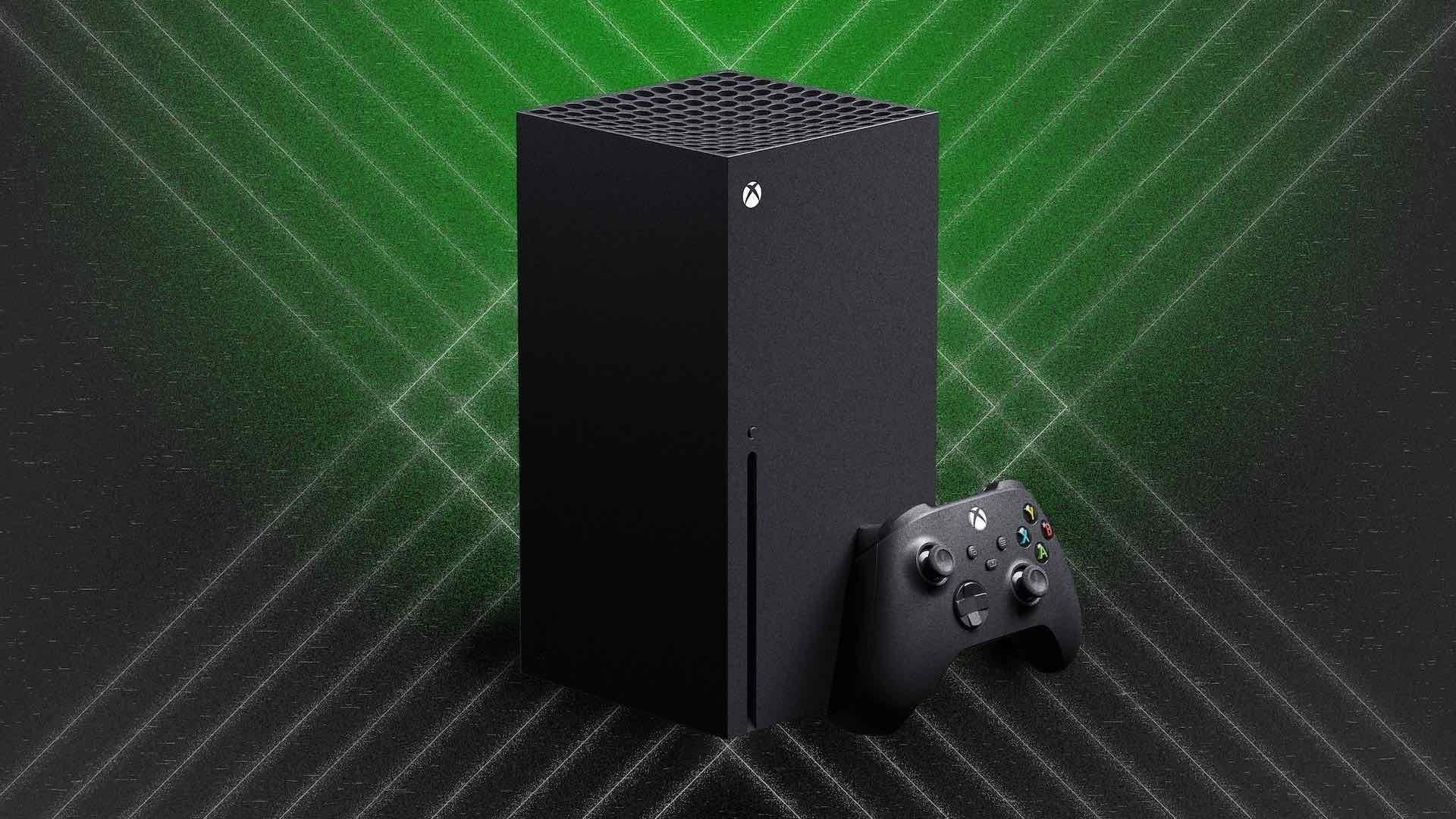Xbox Series PC Wallpaper HD