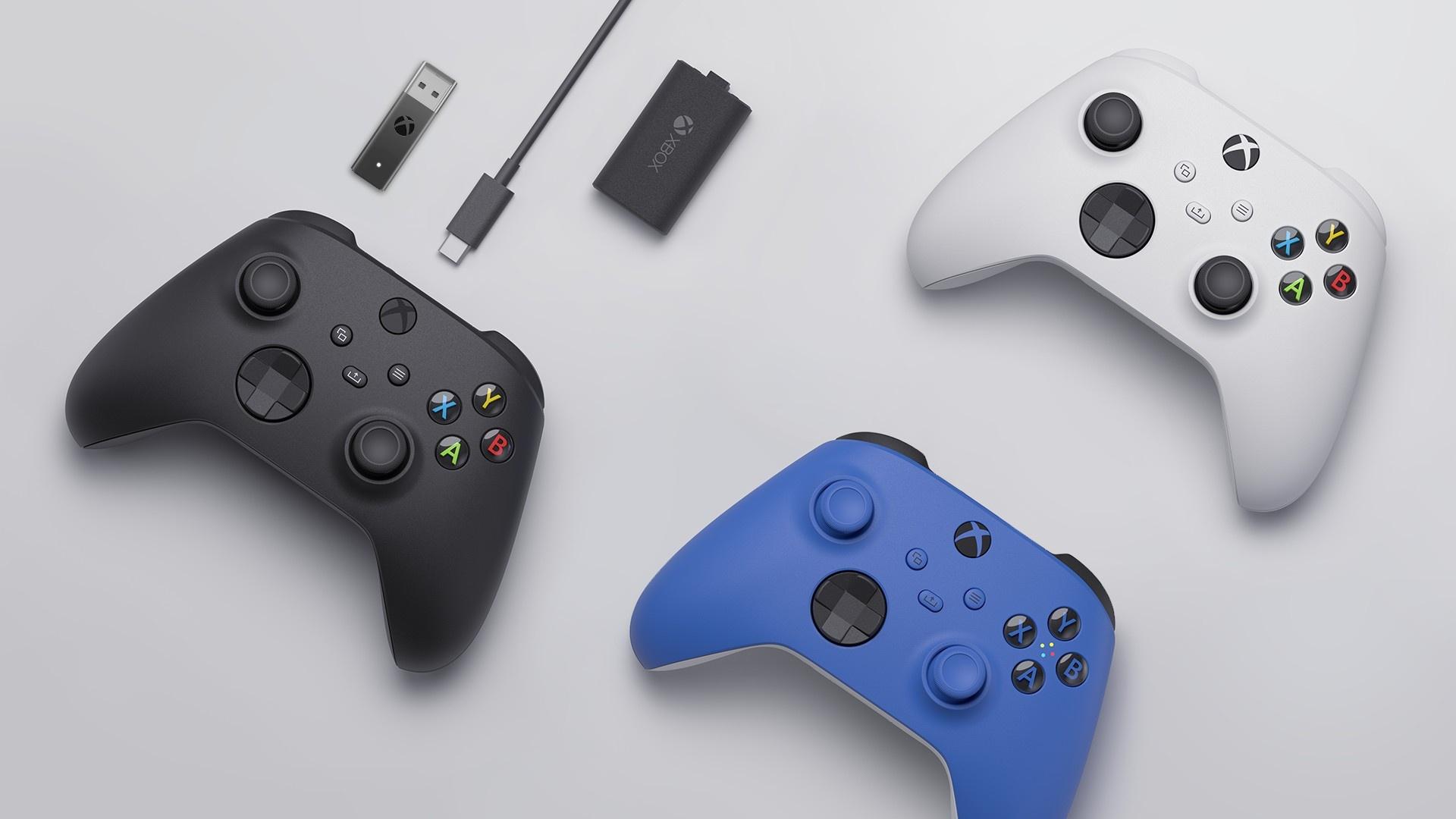 Xbox Series HD Wallpaper