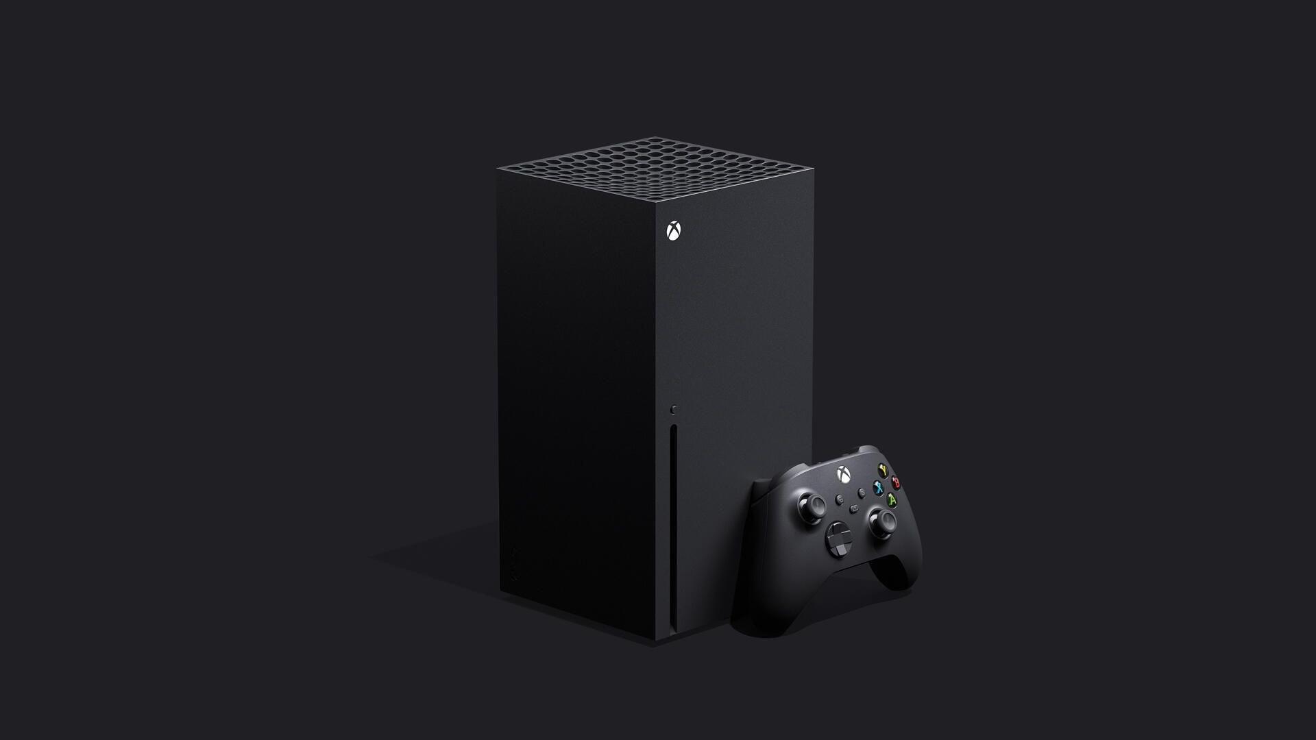 Xbox Series hd desktop wallpaper