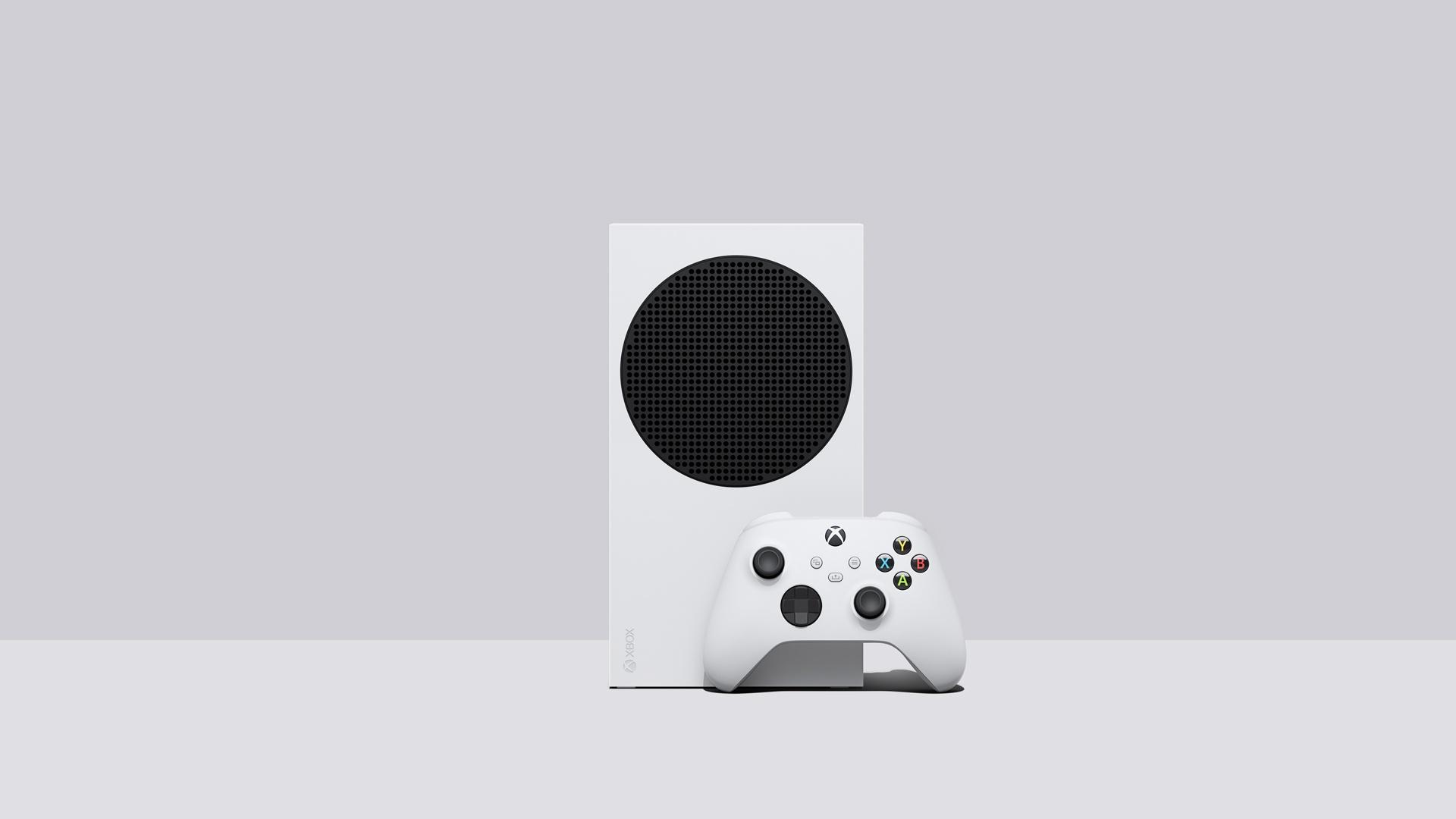 Xbox Series Background