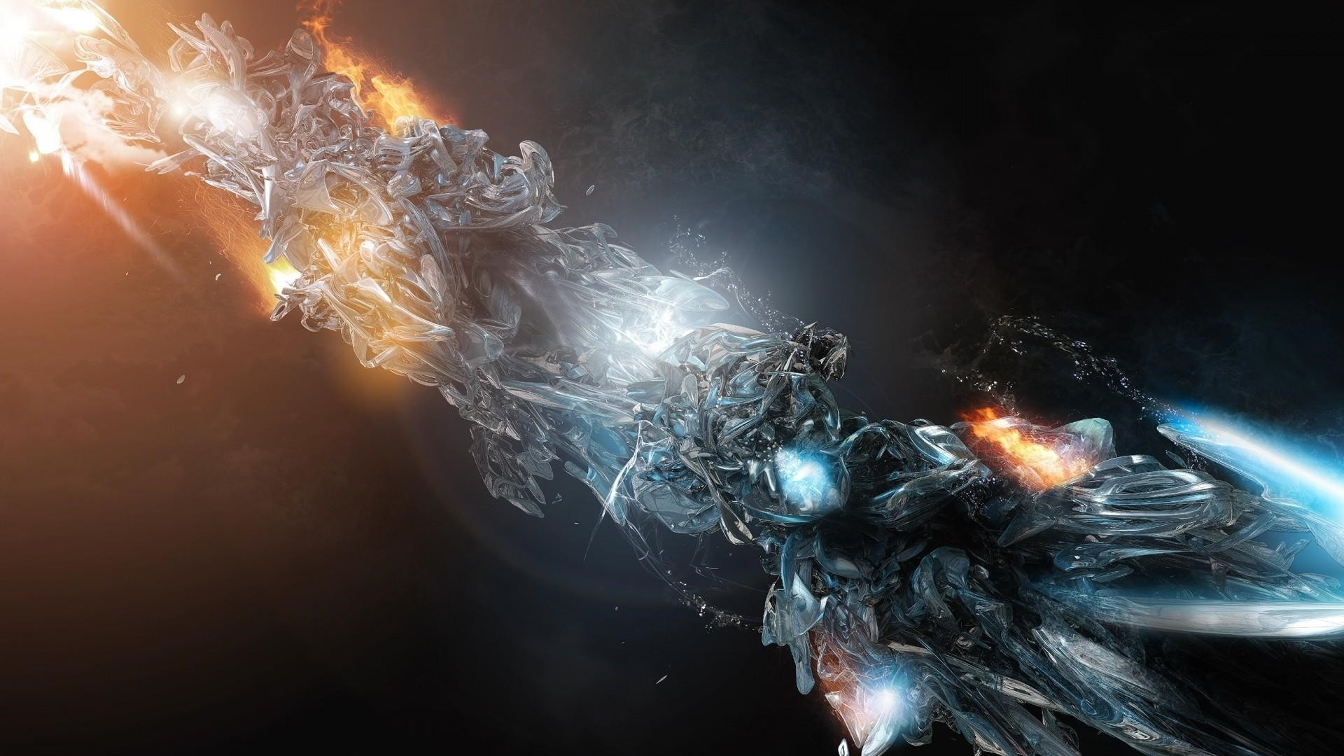 Fire And Ice Image