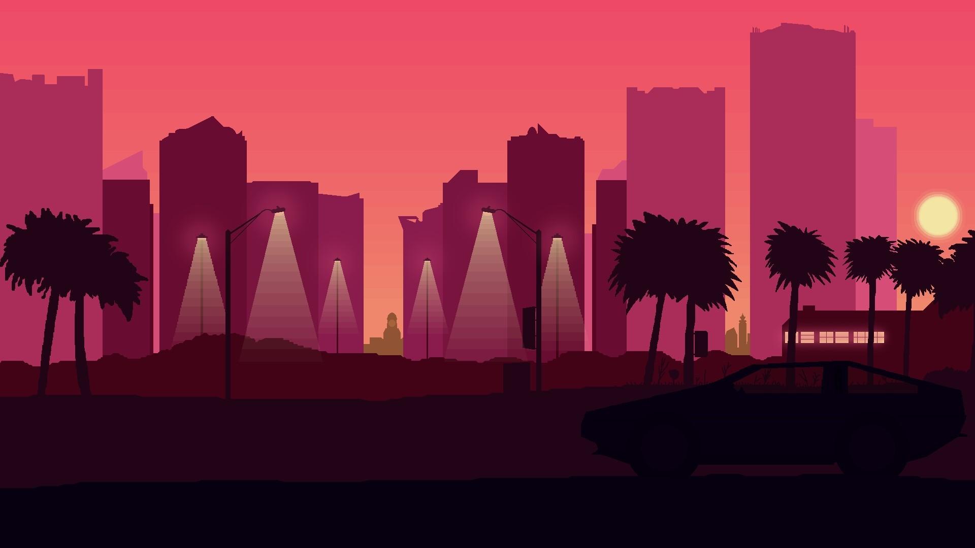 Hotline Miami a wallpaper