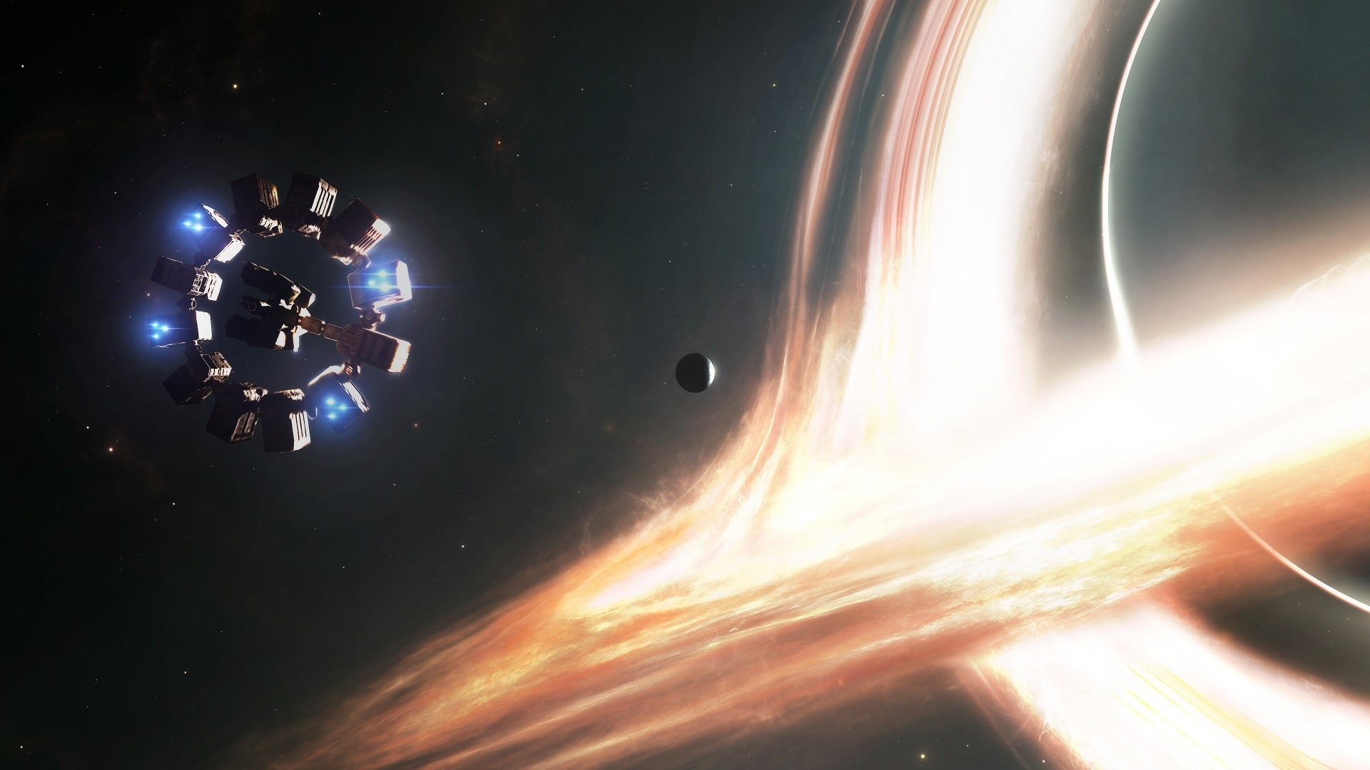 Interstellar HD Wallpaper