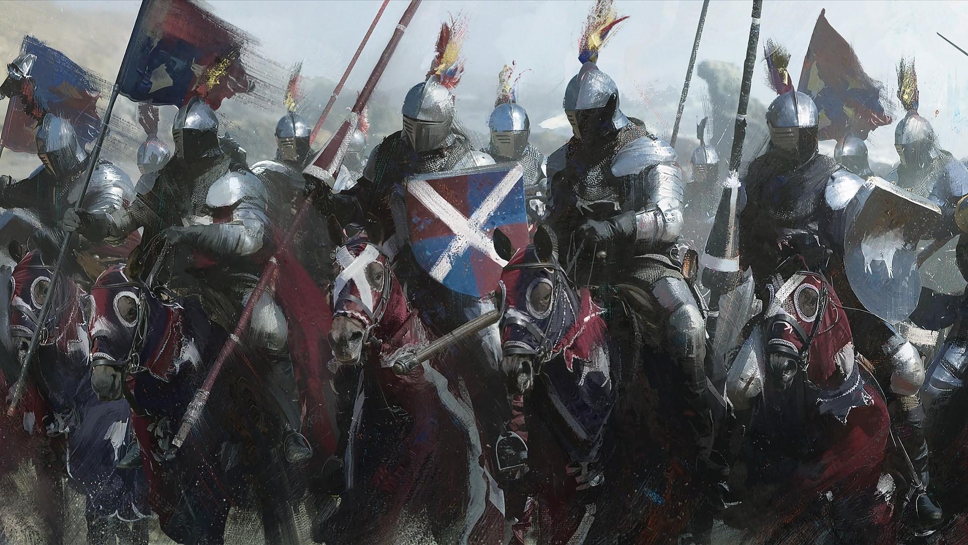 Medieval Wallpaper theme