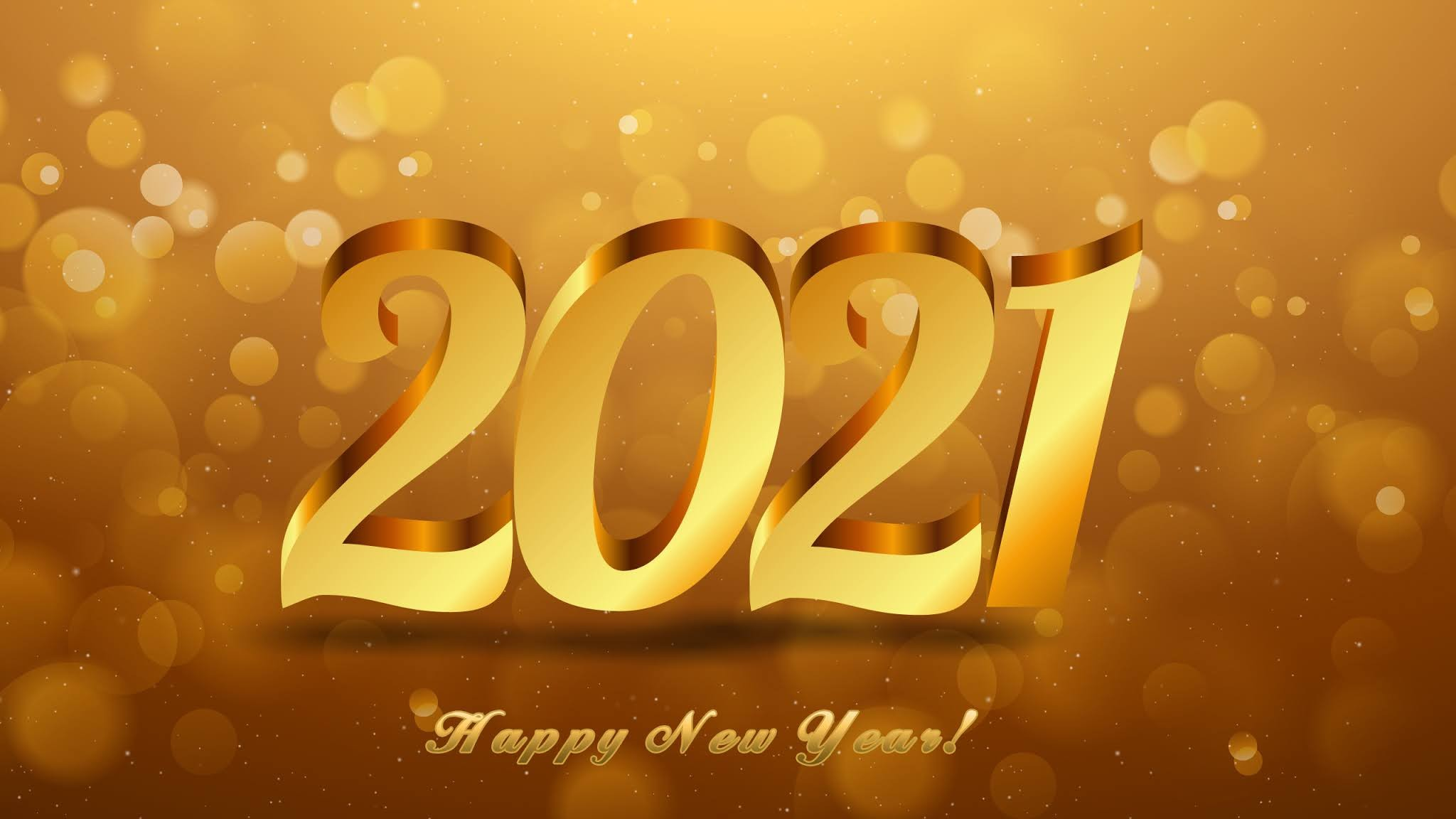 New Year 2021 Picture