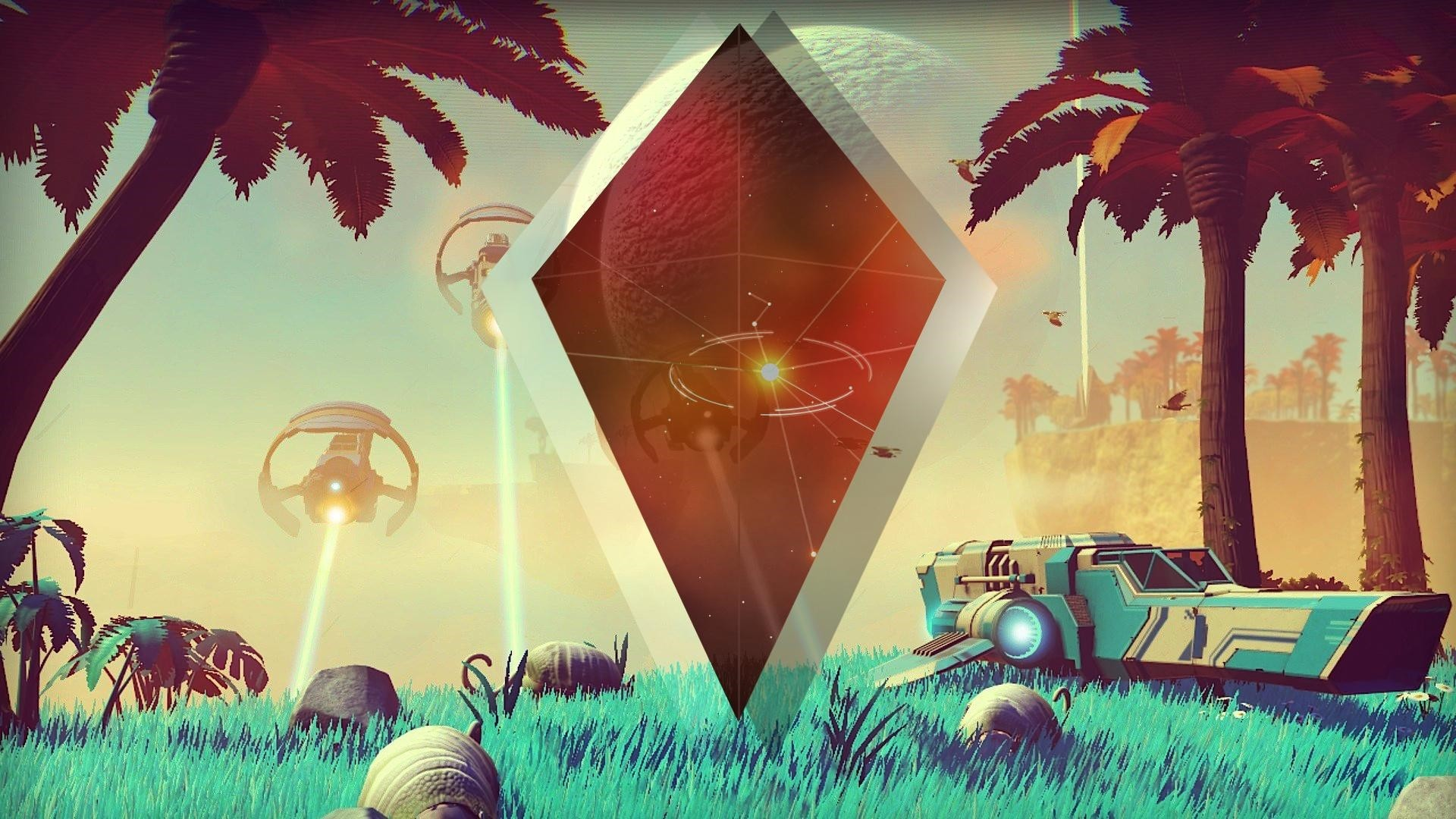 No Man's Sky Wallpaper image hd