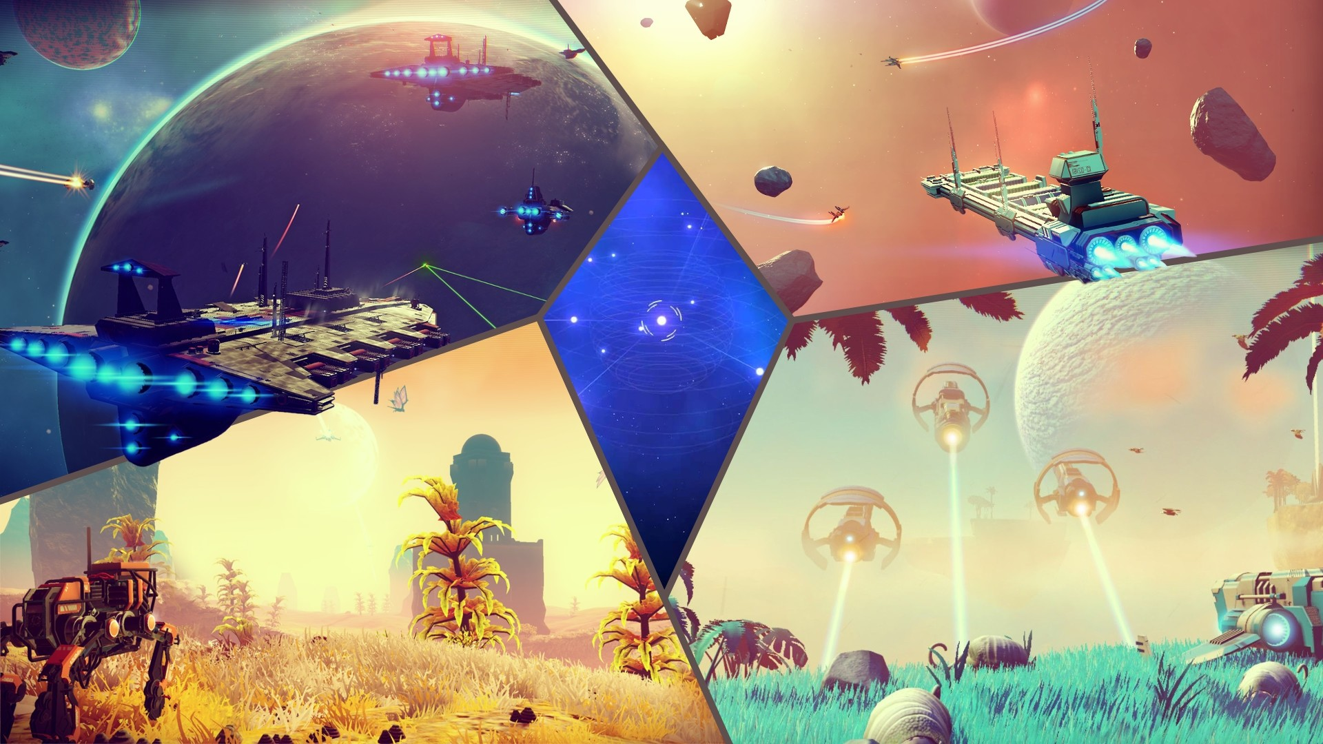 No Man's Sky Wallpaper and Background