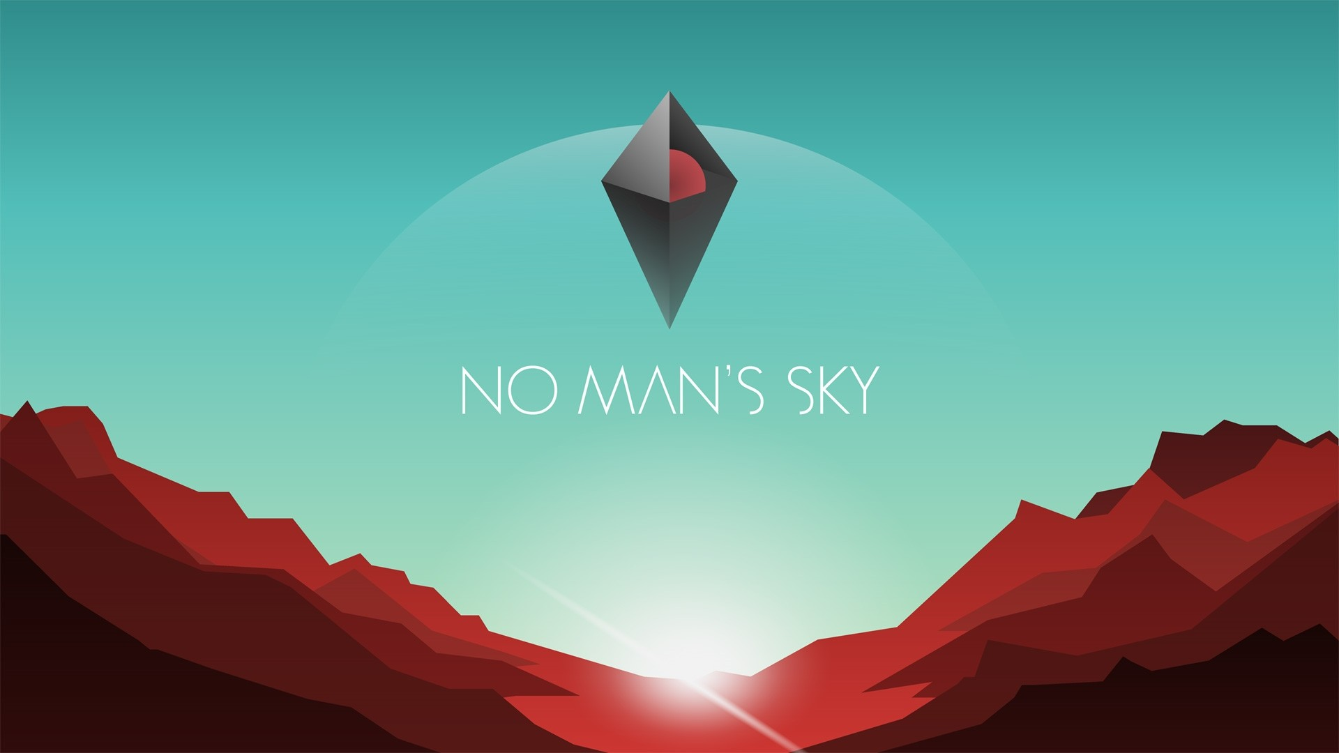 No Man's Sky PC Wallpaper
