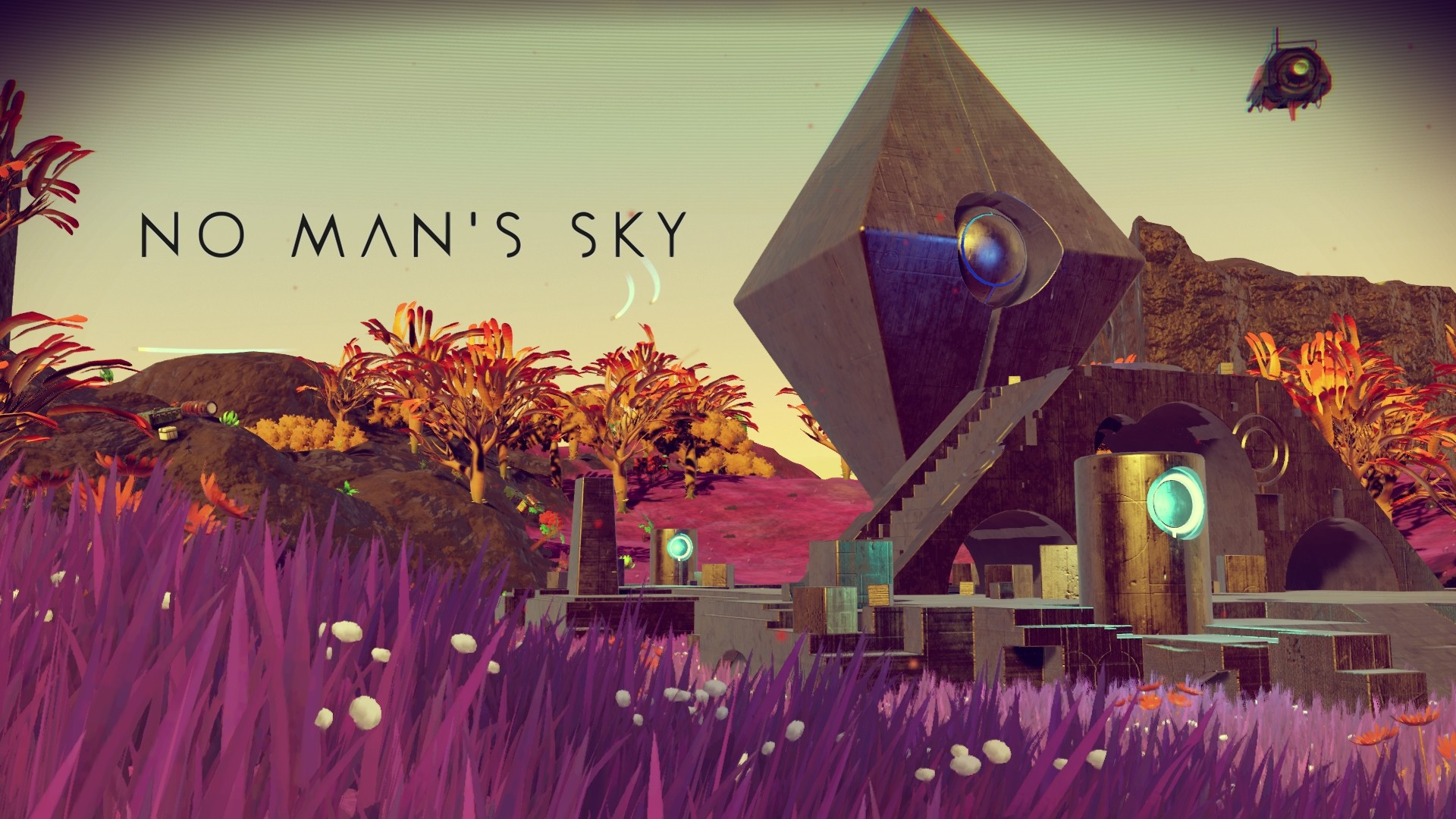 No Man's Sky Wallpaper Picture hd