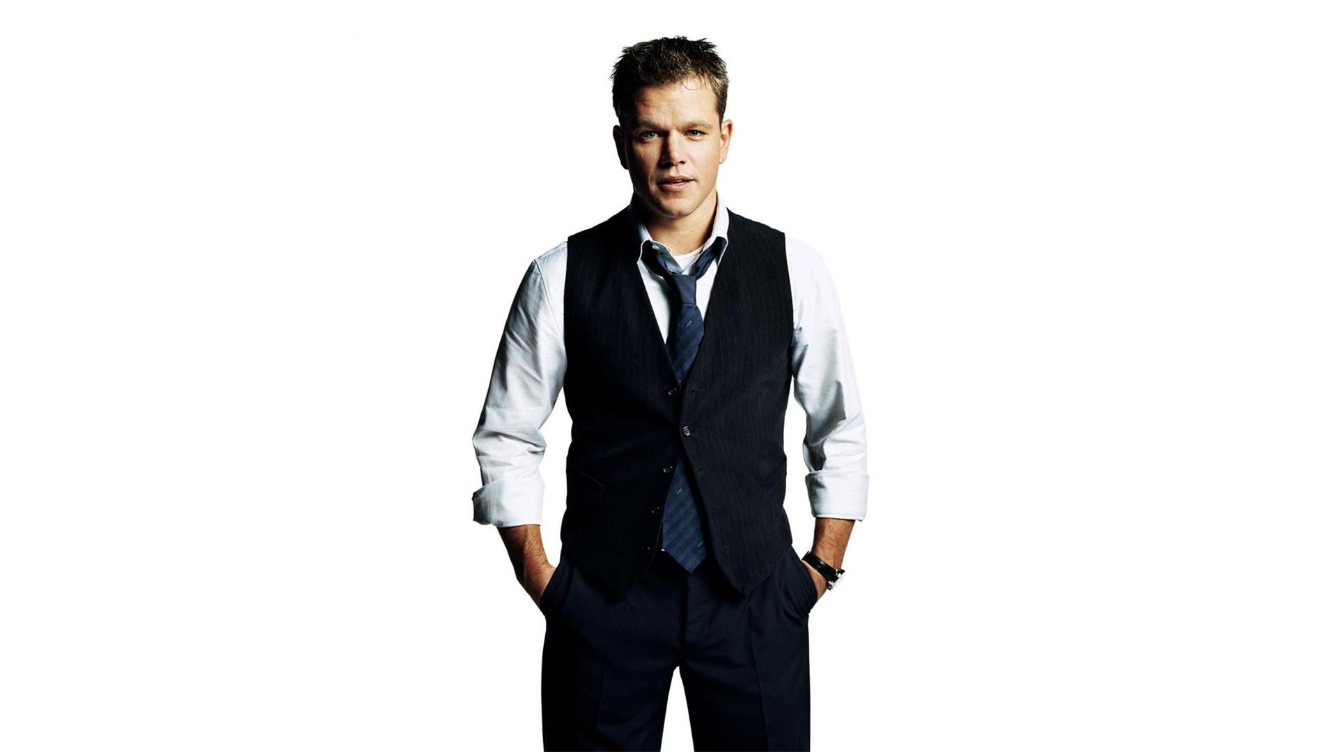Matt Damon Wallpaper for pc