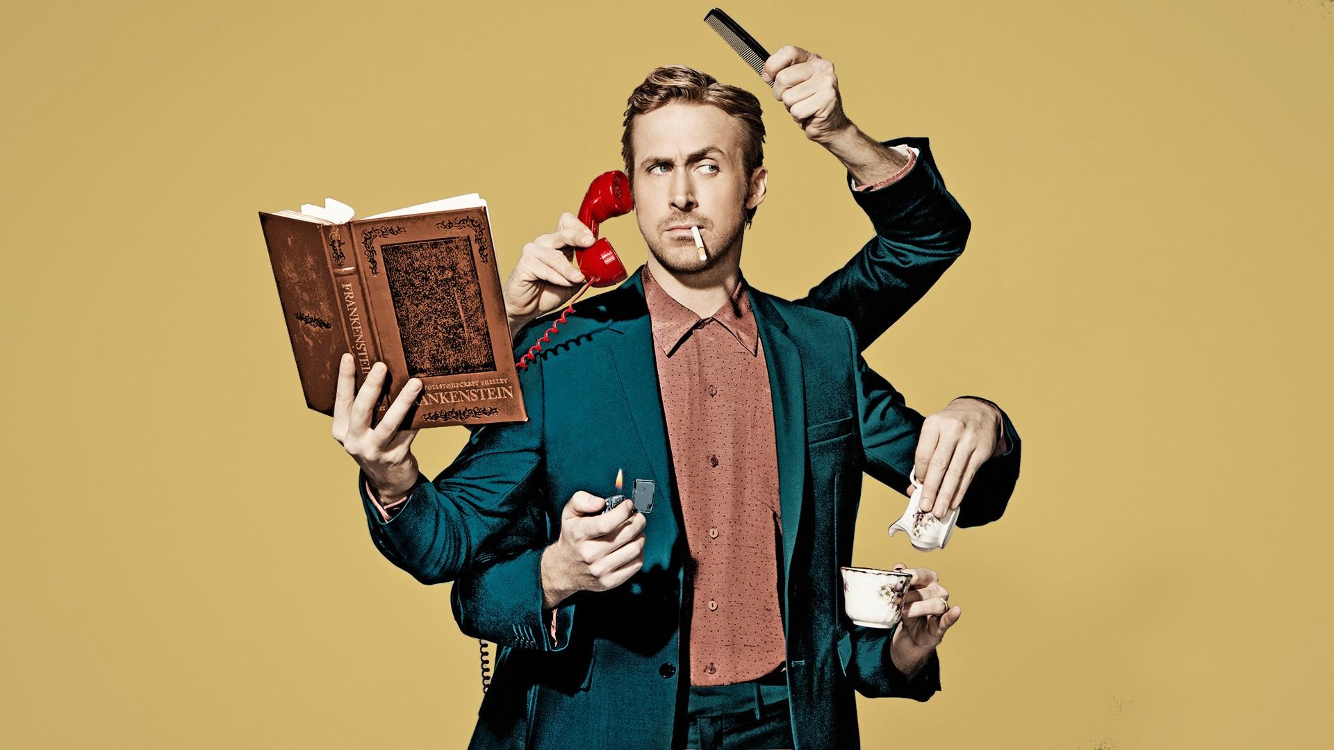 Ryan Gosling Free Wallpaper and Background