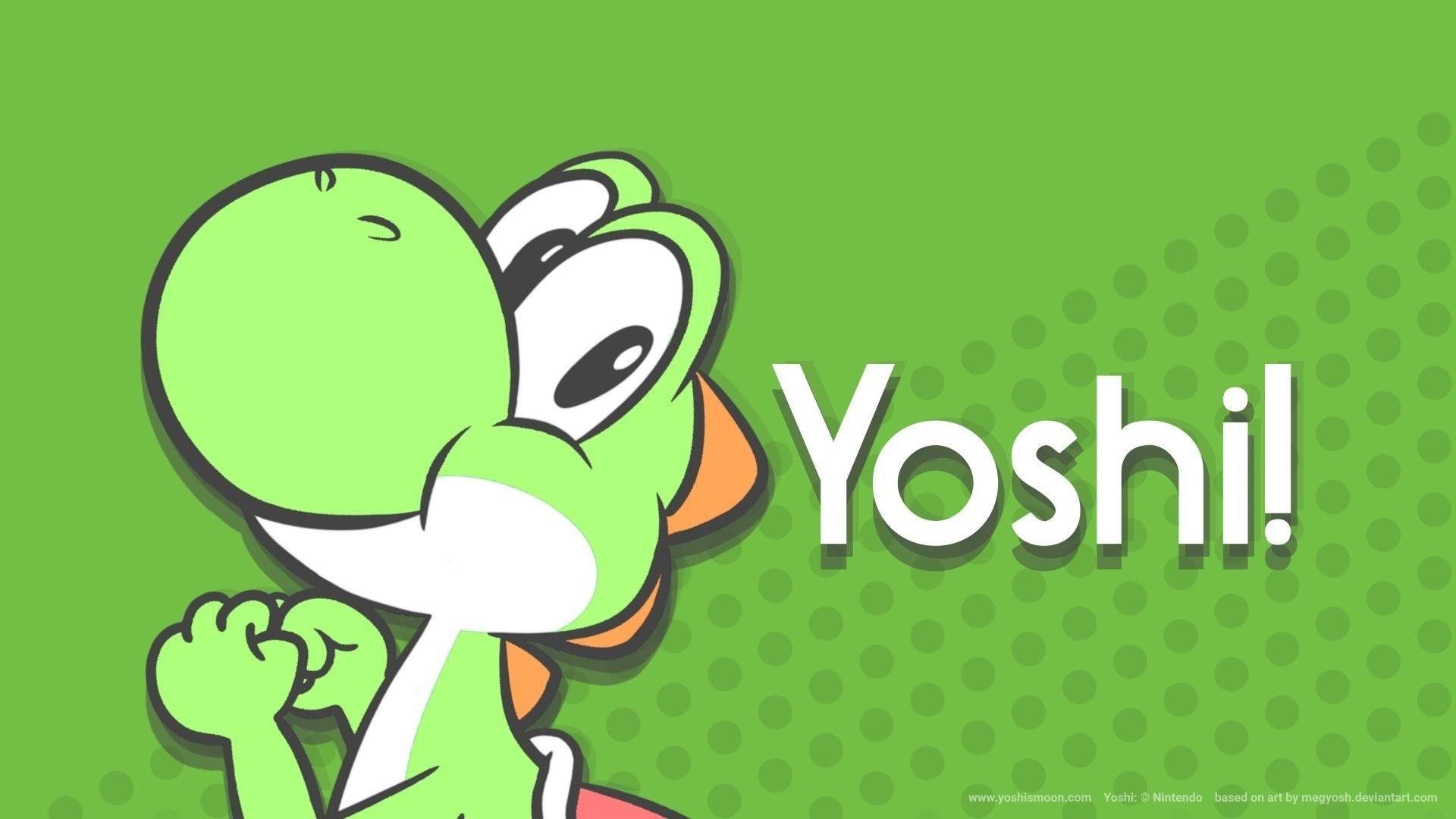 Yoshi Background