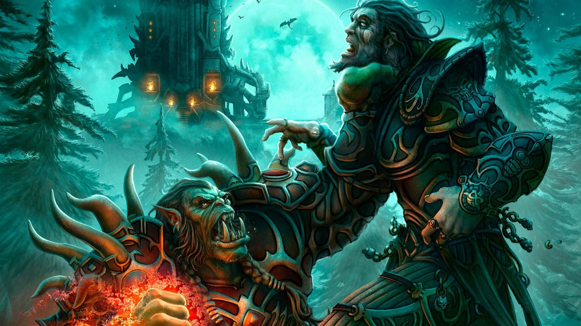 World Of Warcraft hd desktop wallpaper