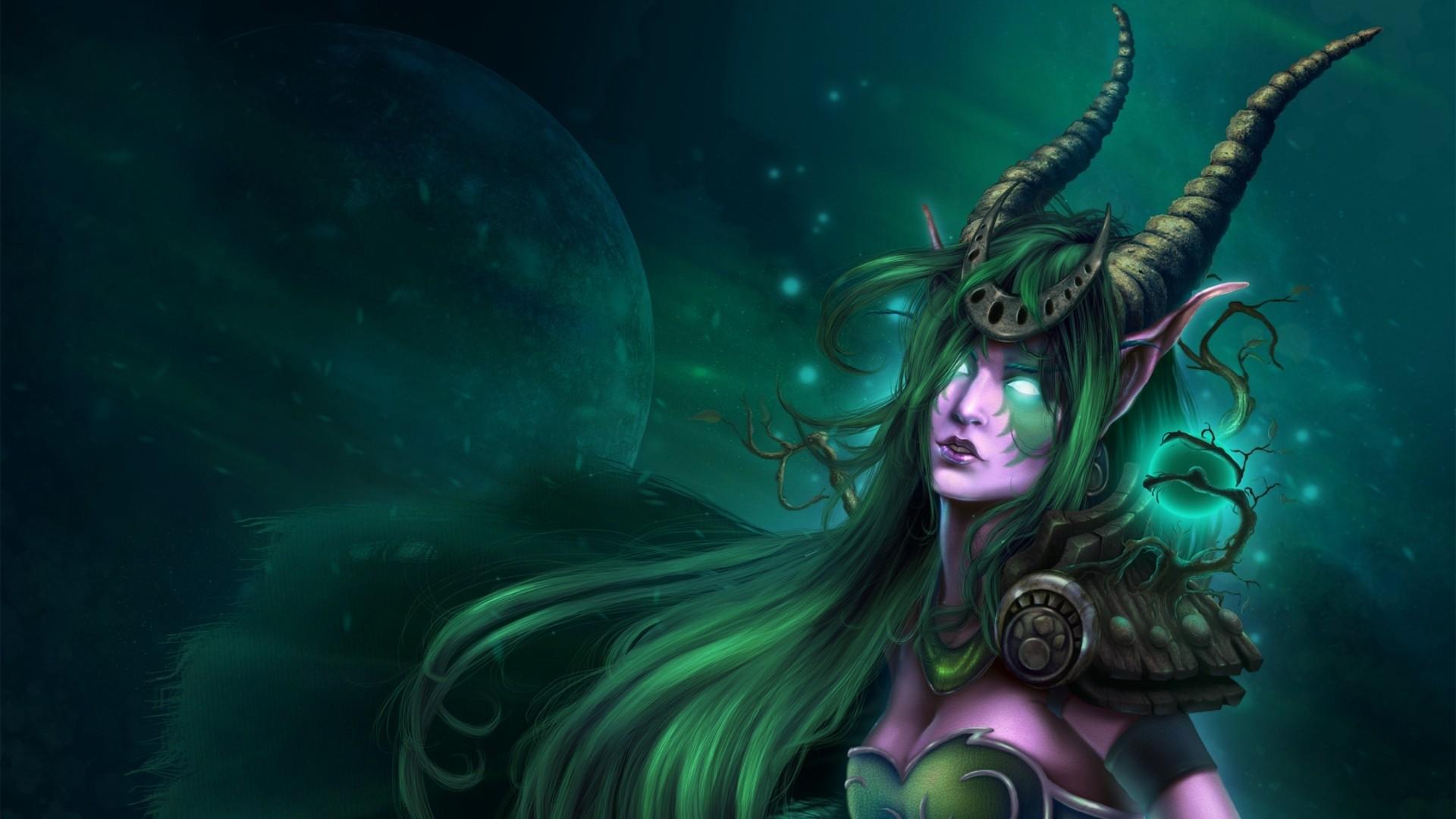 World Of Warcraft PC Wallpaper