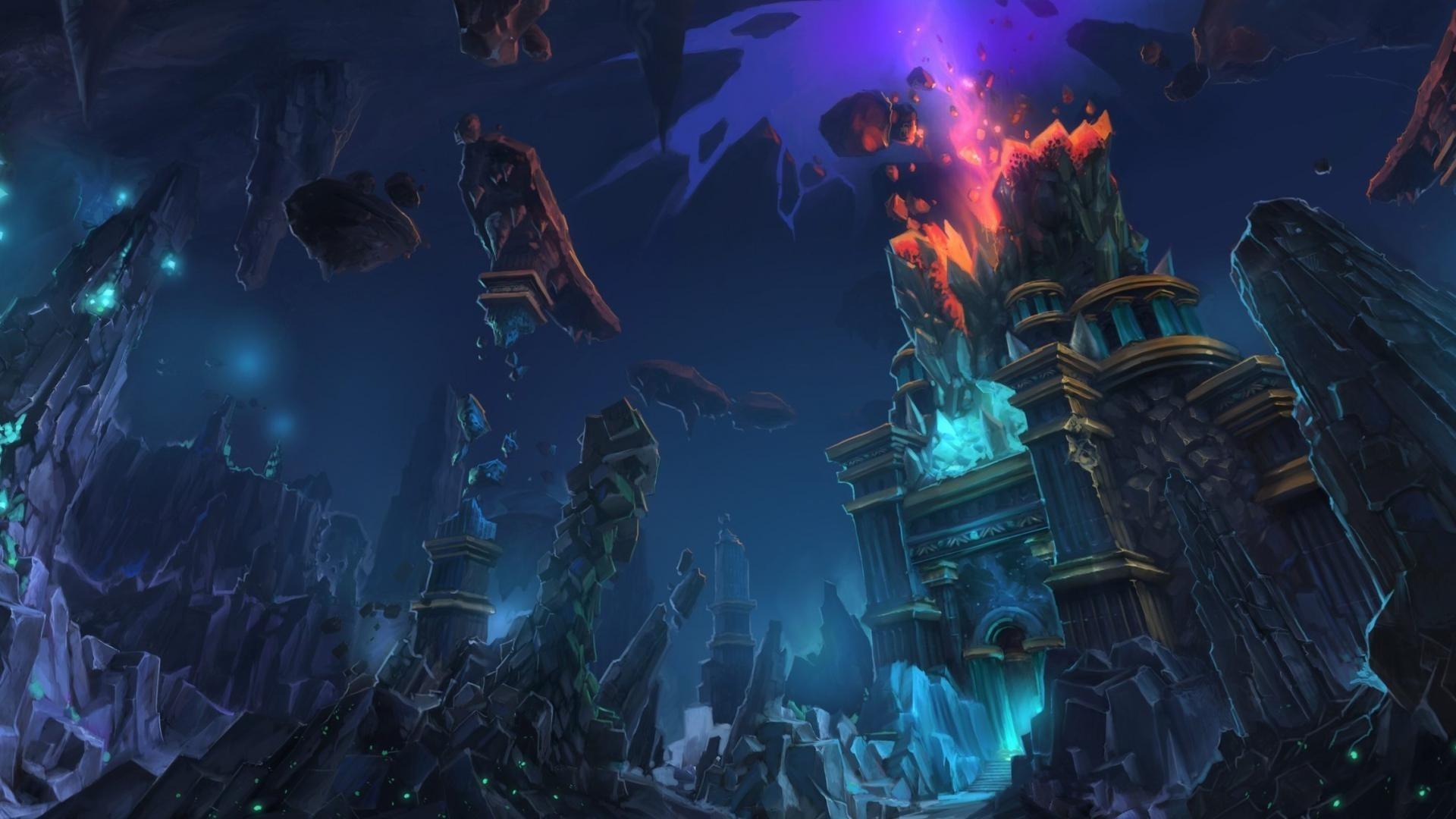 World Of Warcraft Desktop Wallpaper