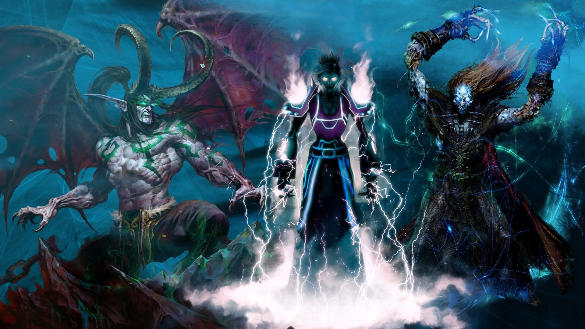 World Of Warcraft Wallpaper for pc