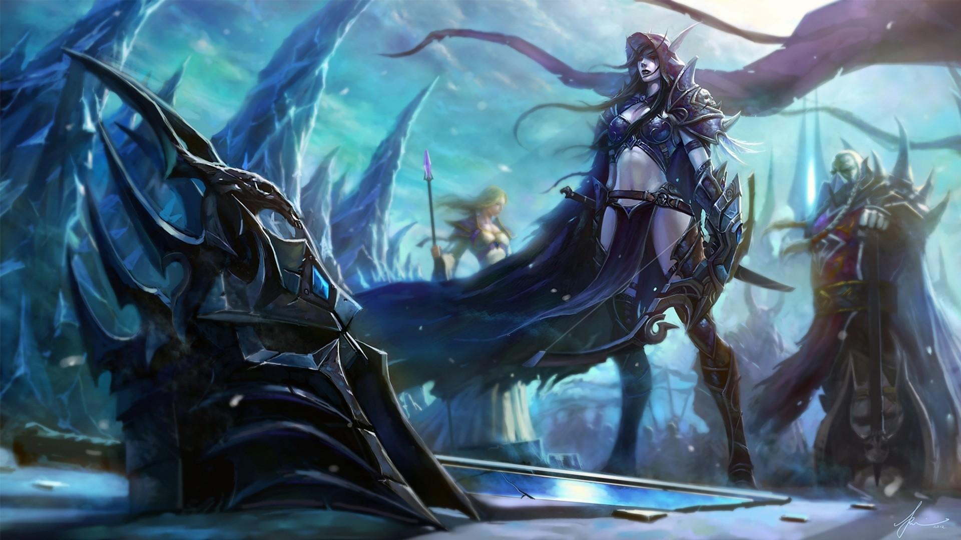 World Of Warcraft wallpaper photo hd