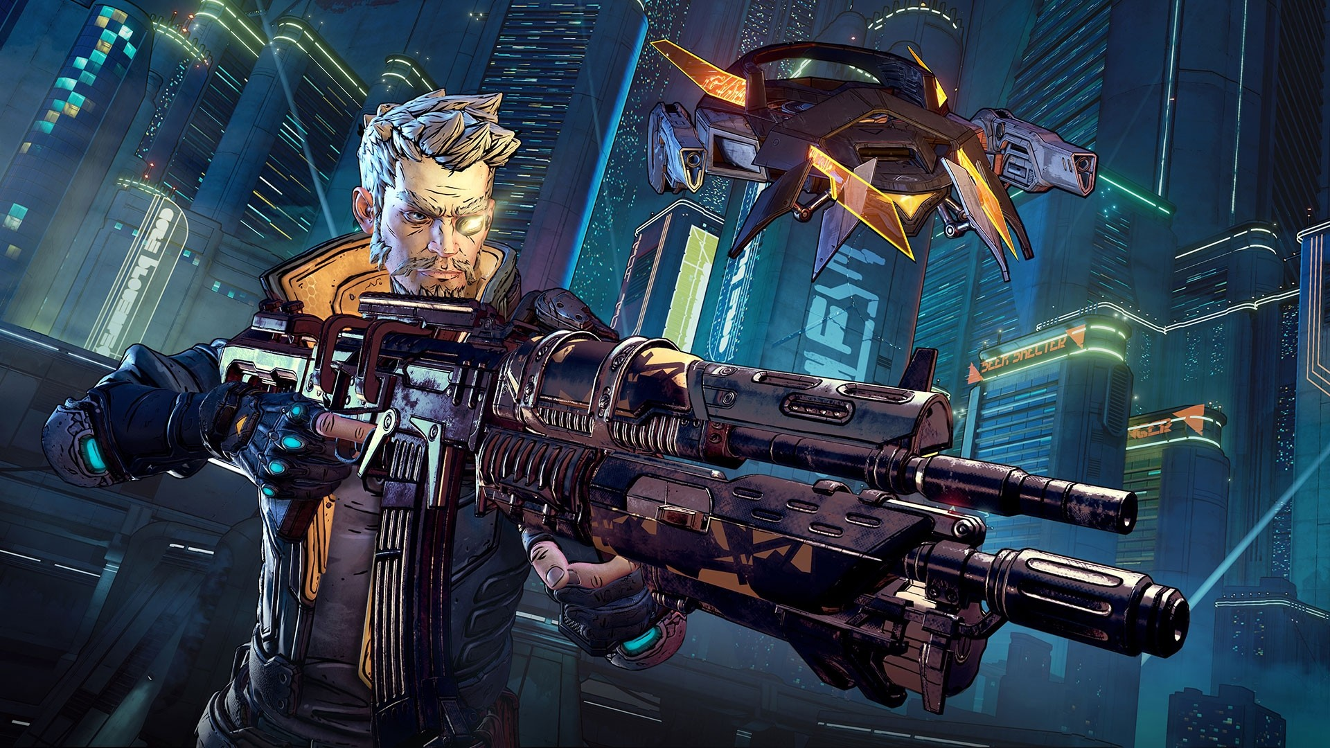 Borderlands 3 Desktop Wallpaper