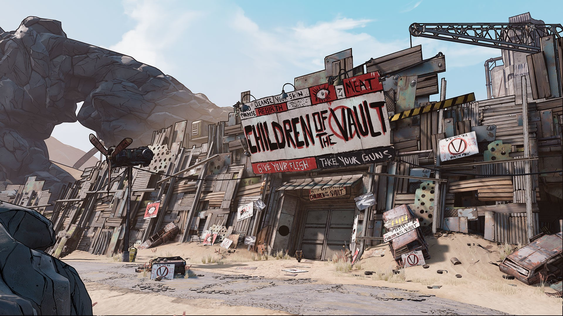 Borderlands 3 PC Wallpaper HD