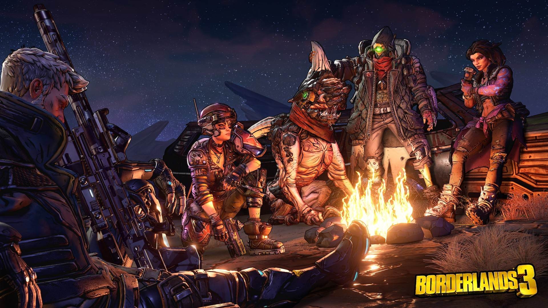 Borderlands 3 Wallpaper image hd