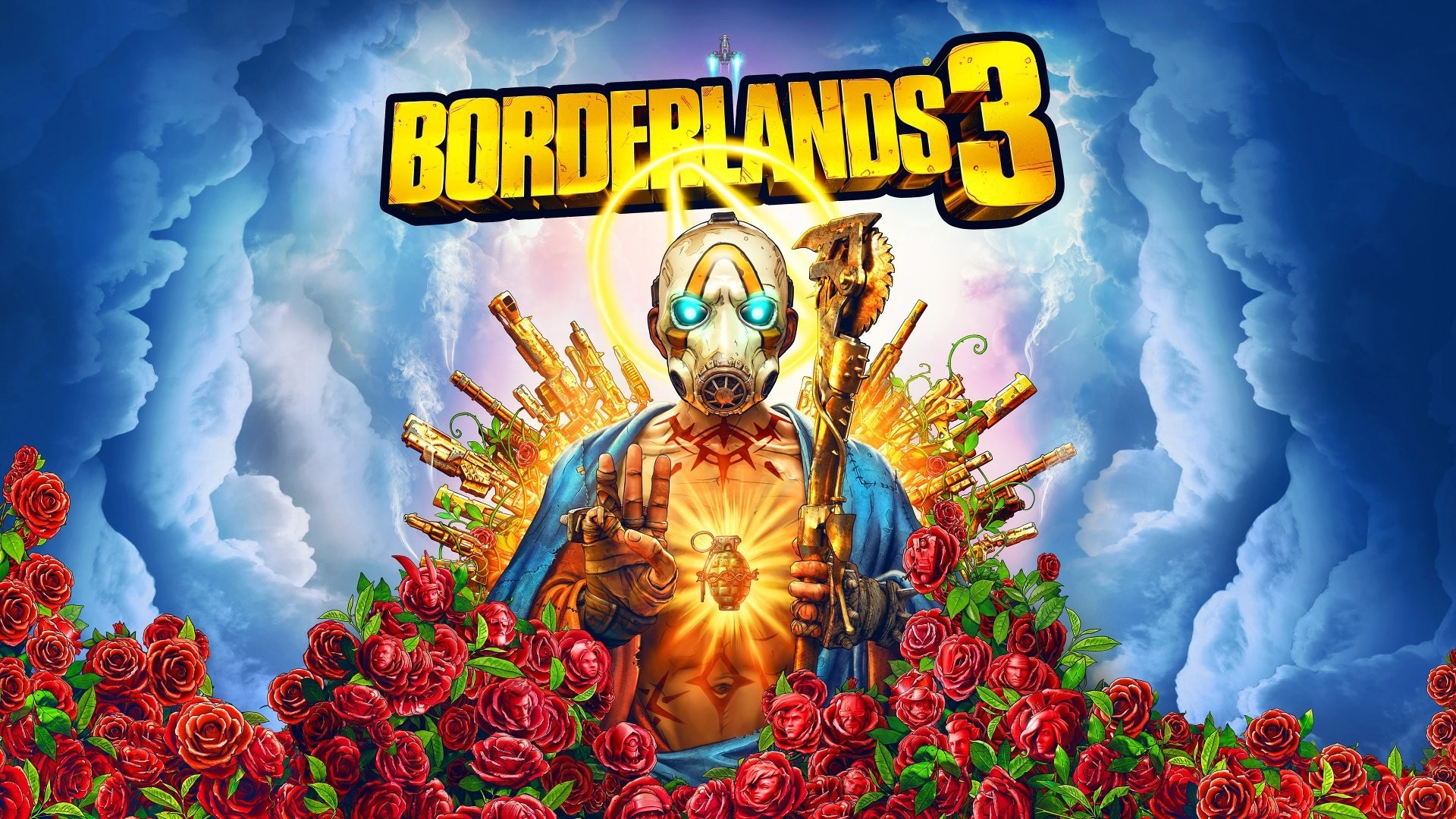 Borderlands 3 Wallpaper for pc