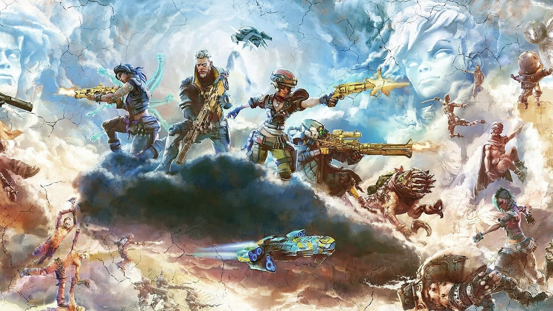 Borderlands 3 Download Wallpaper