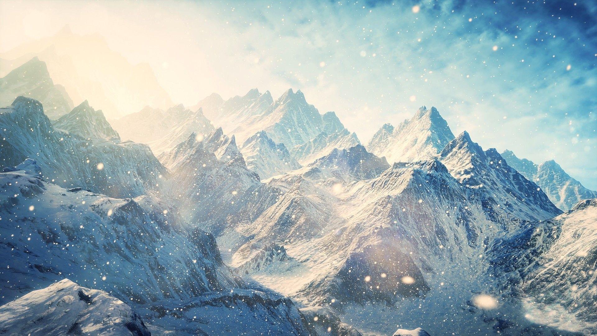 Snowy High Quality