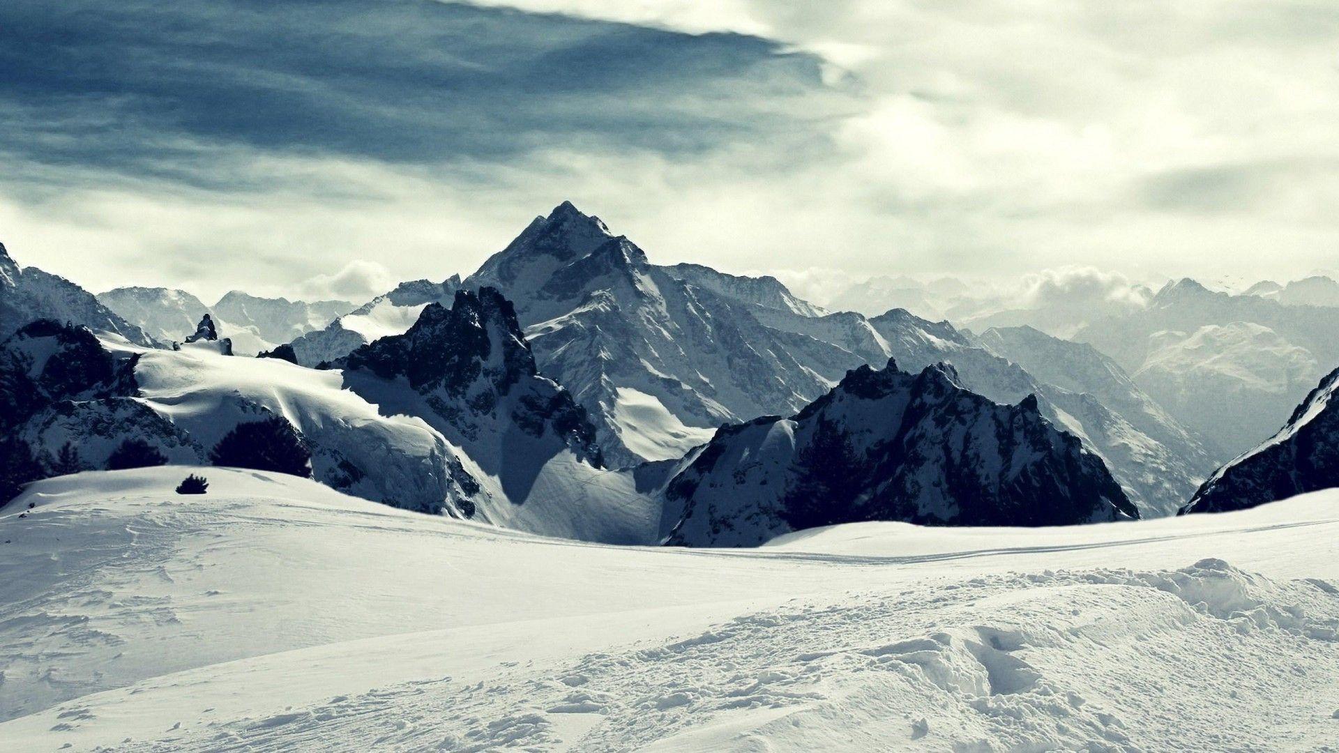 Snowy Wallpaper Picture hd