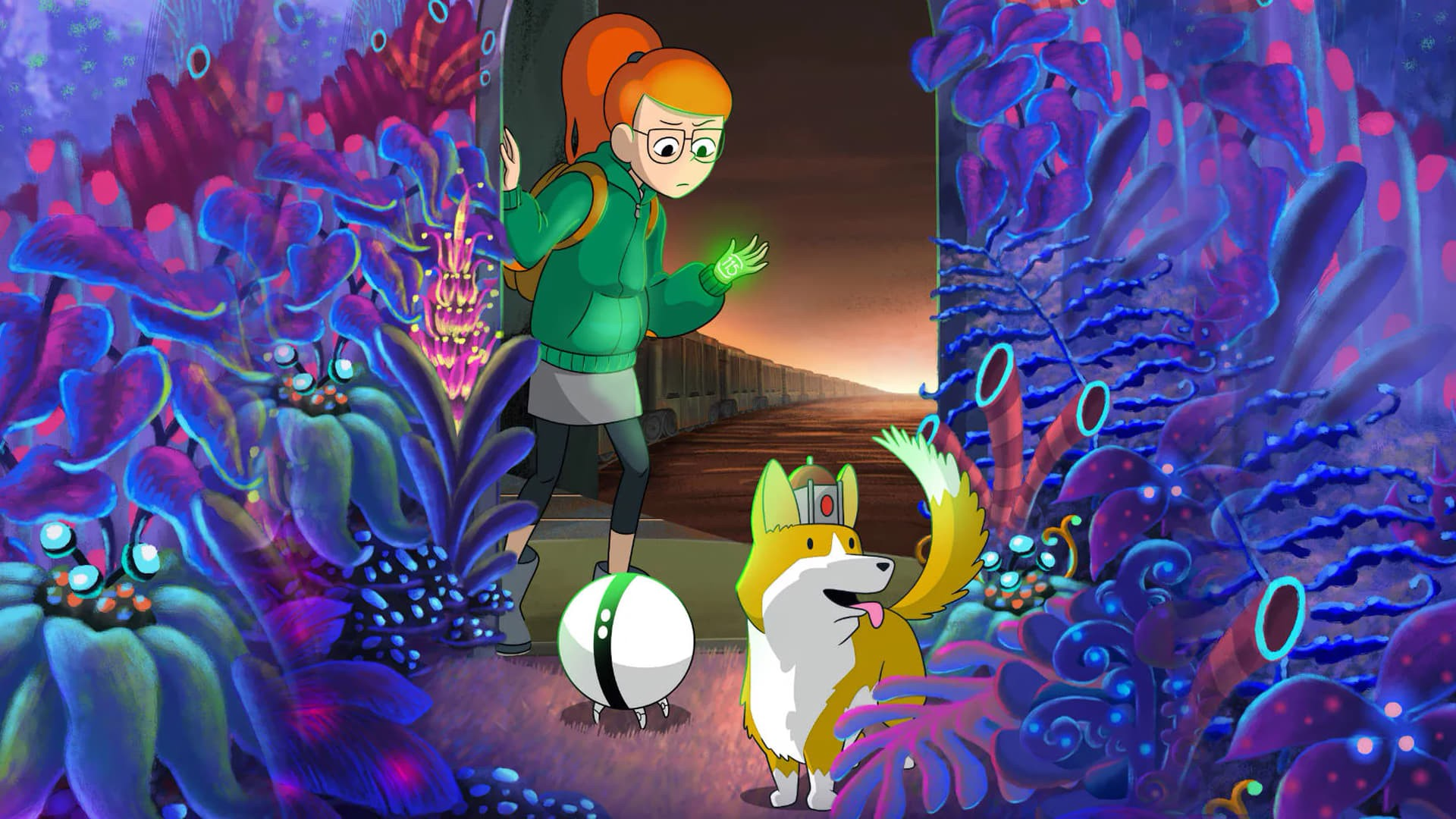 Infinity Train Wallpaper Picture hd