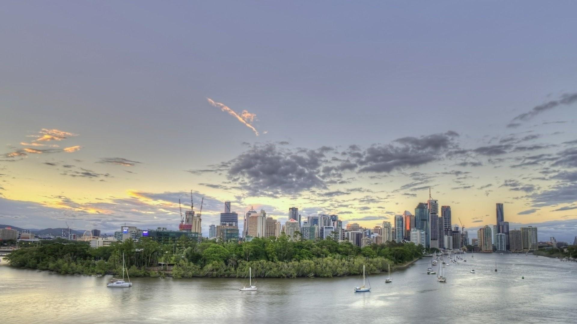 Panoramic Town HD Download